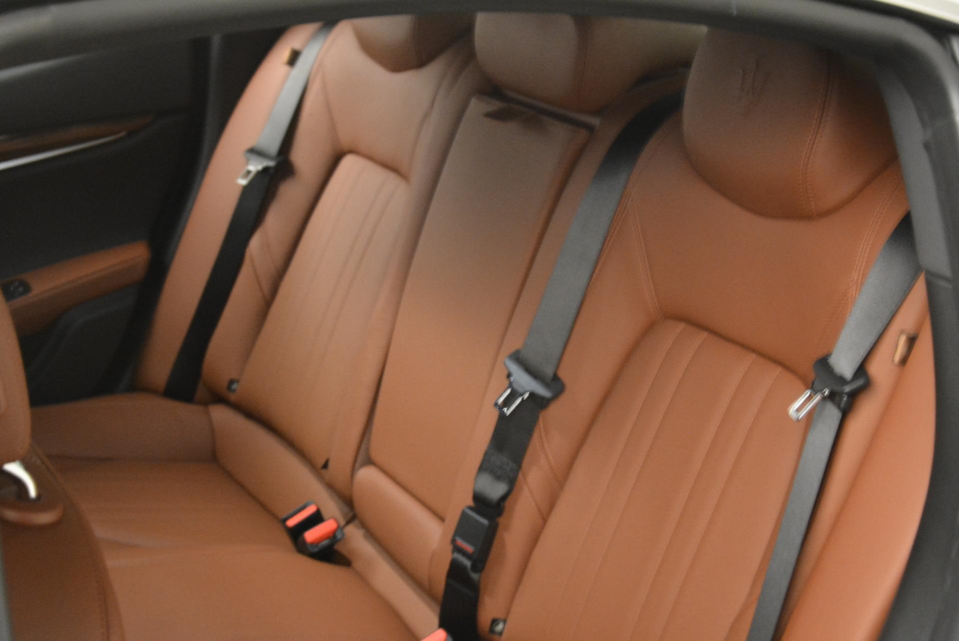 New 2018 Maserati Ghibli S Q4 For Sale In Westport, CT 1892_p17