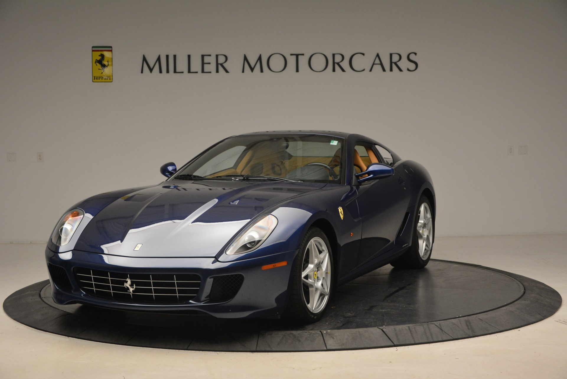 Used 2007 Ferrari 599 GTB Fiorano GTB Fiorano F1 For Sale In Westport, CT 1893_main