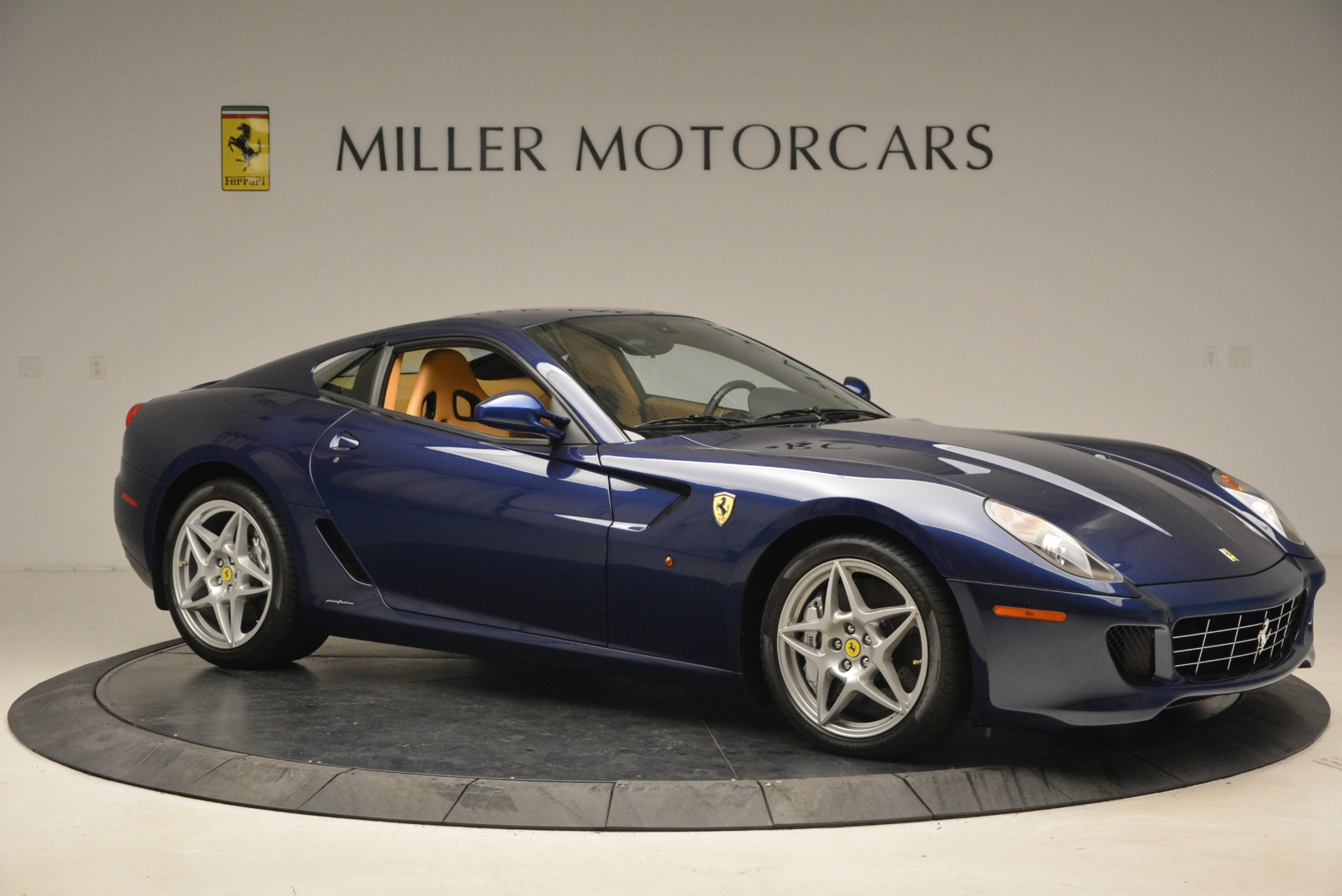 Used 2007 Ferrari 599 GTB Fiorano GTB Fiorano F1 For Sale In Westport, CT 1893_p10