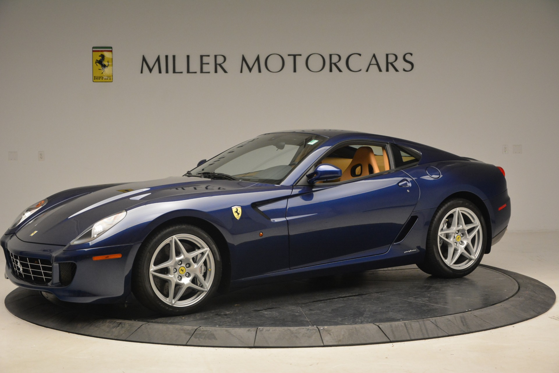 Used 2007 Ferrari 599 GTB Fiorano GTB Fiorano F1 For Sale In Westport, CT 1893_p2