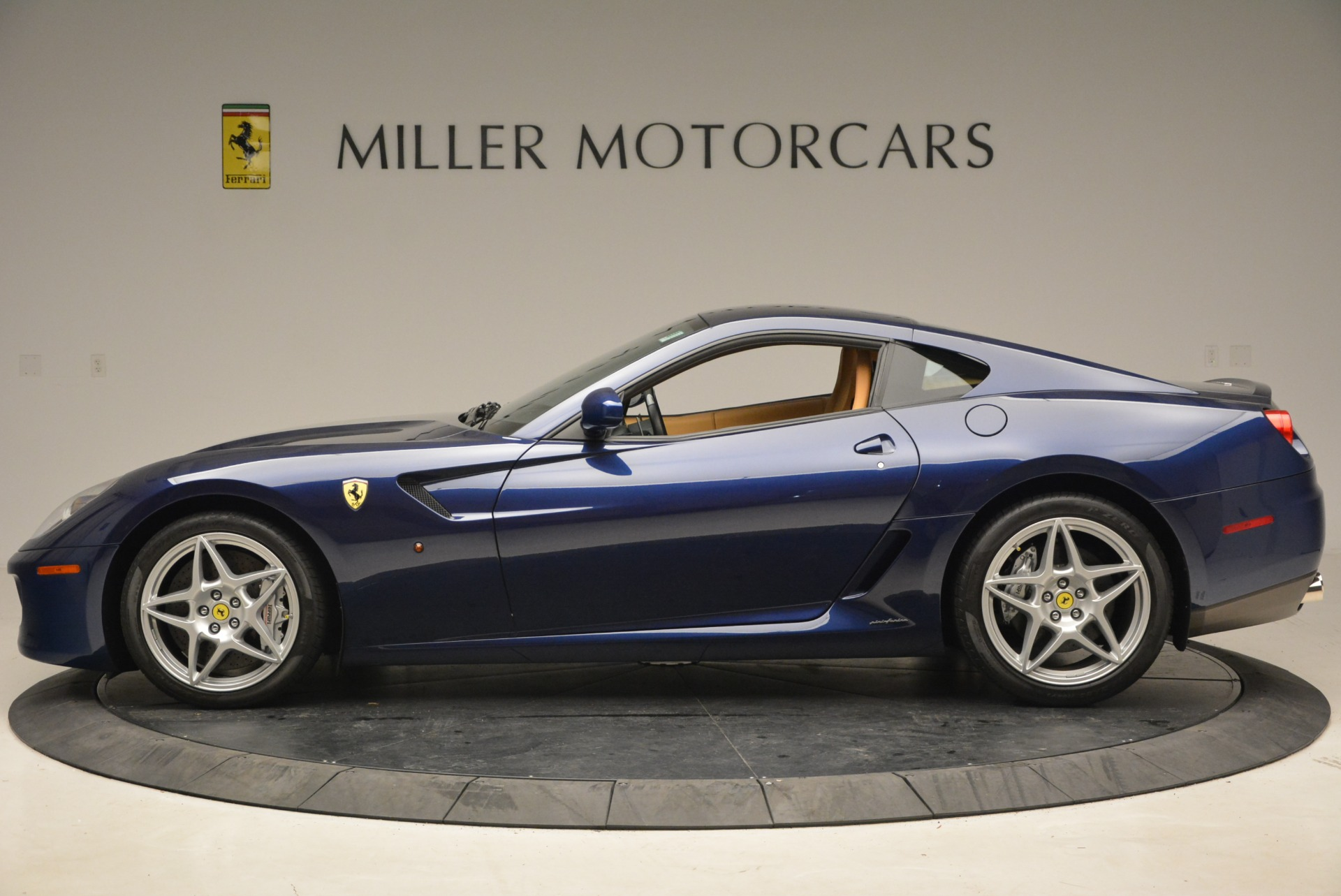 Used 2007 Ferrari 599 GTB Fiorano GTB Fiorano F1 For Sale In Westport, CT 1893_p3