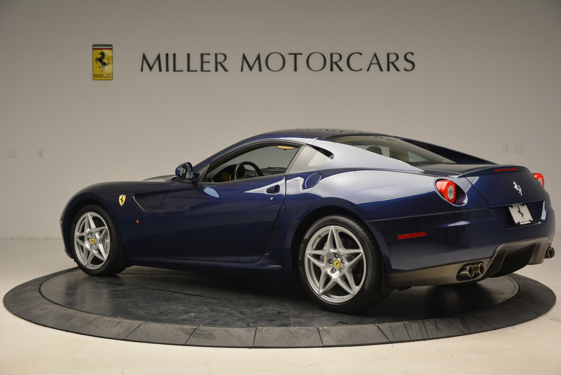 Used 2007 Ferrari 599 GTB Fiorano GTB Fiorano F1 For Sale In Westport, CT 1893_p4