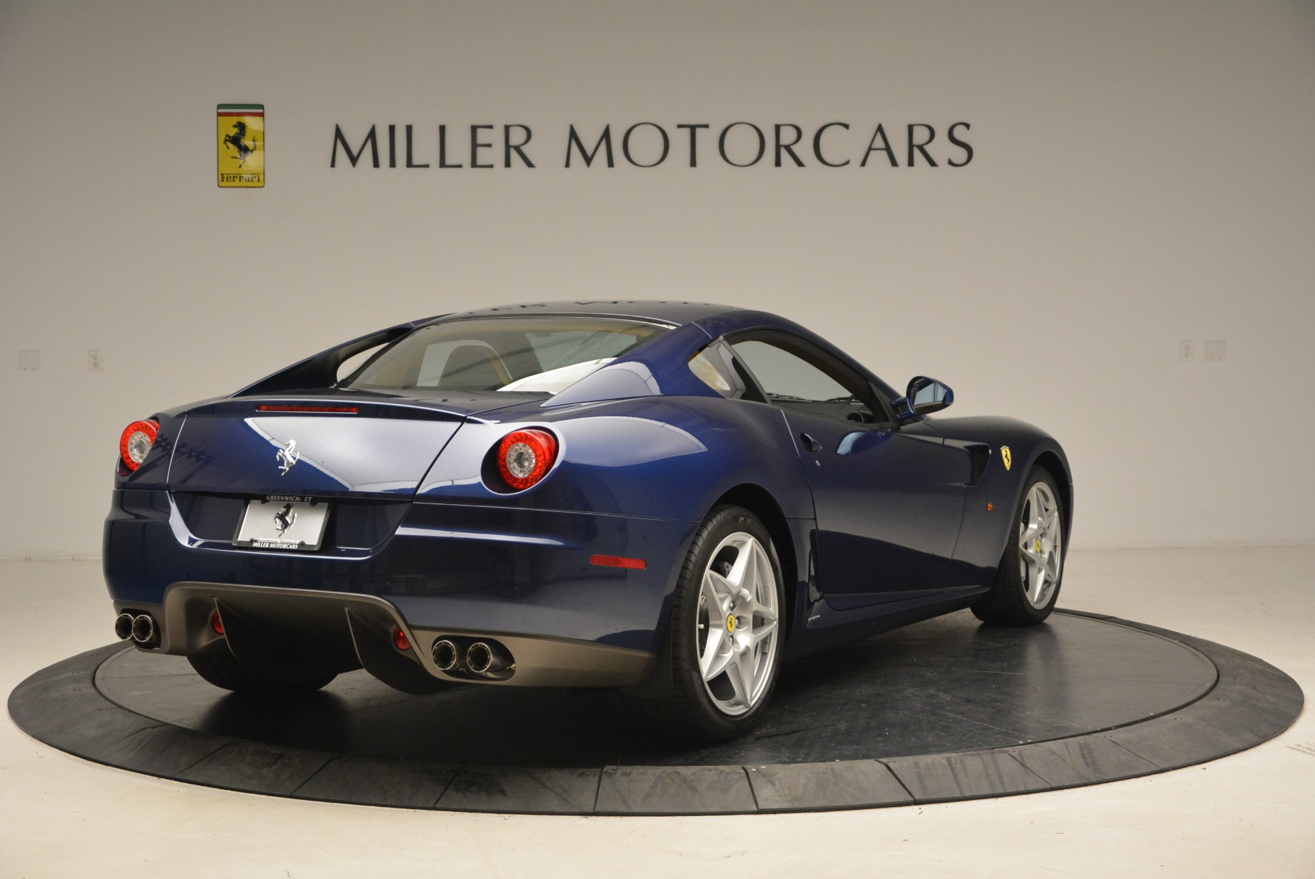 Used 2007 Ferrari 599 GTB Fiorano GTB Fiorano F1 For Sale In Westport, CT 1893_p7