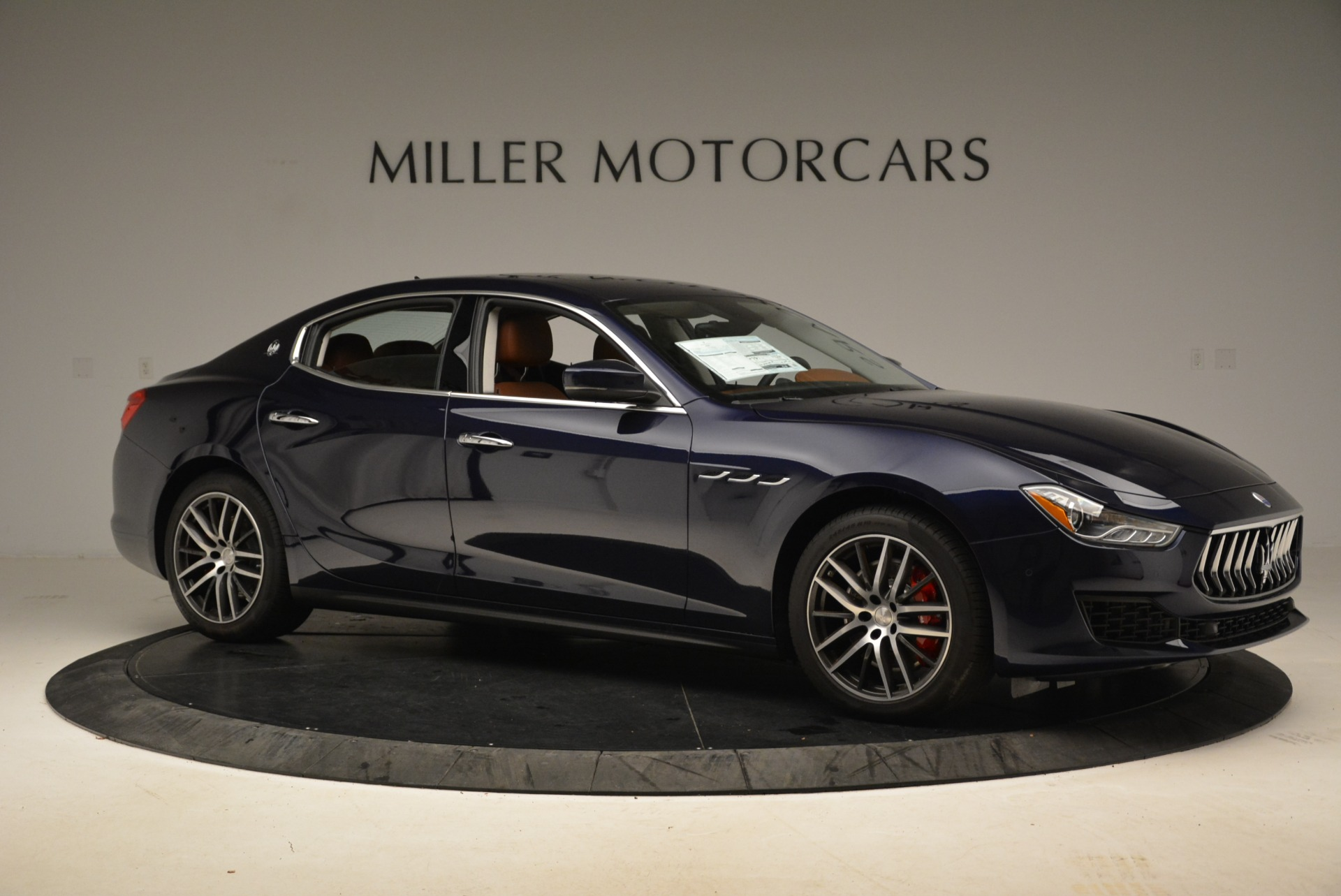 New 2018 Maserati Ghibli S Q4 For Sale In Westport, CT 1894_p10