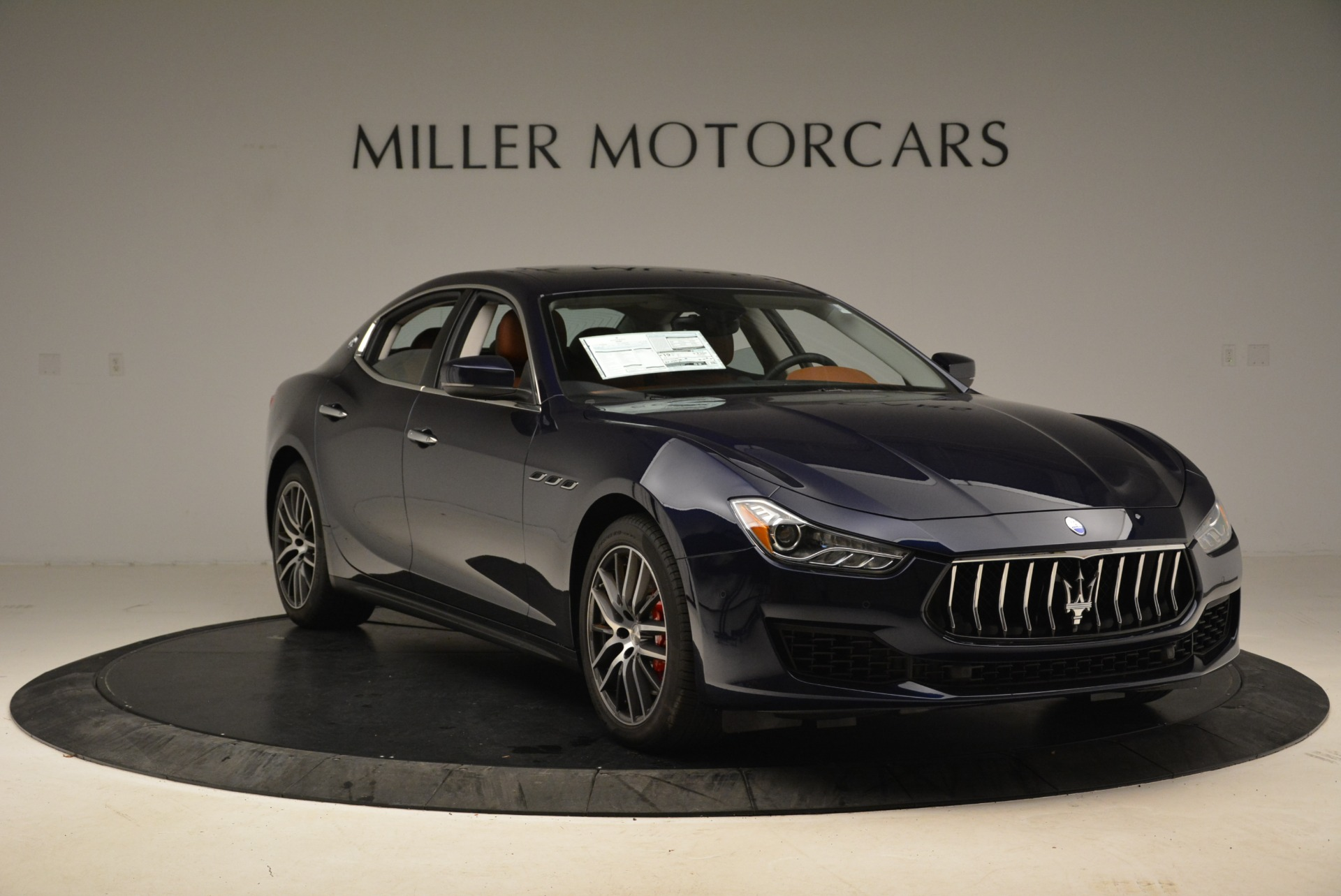 New 2018 Maserati Ghibli S Q4 For Sale In Westport, CT 1894_p11