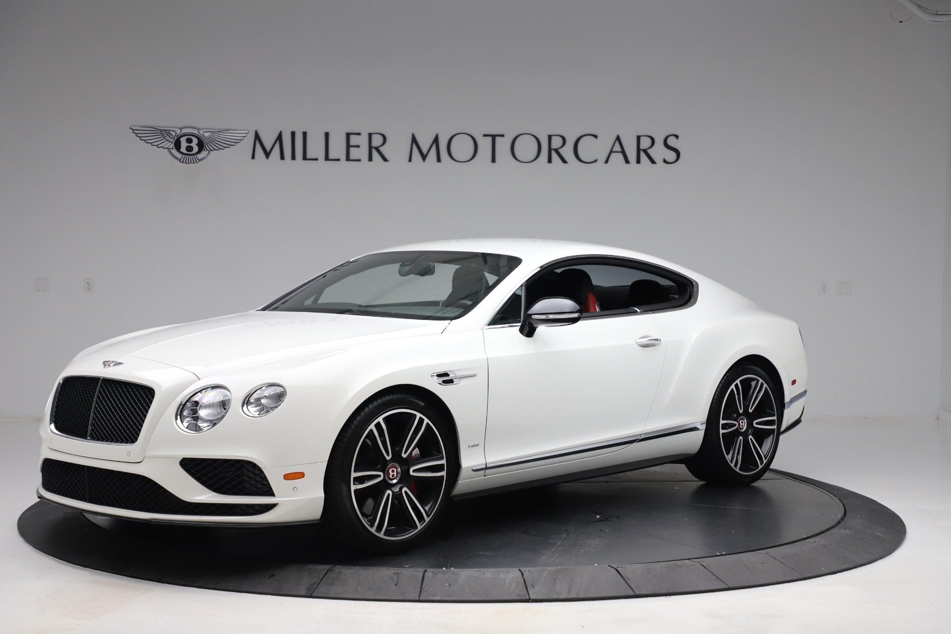 New 2016 Bentley Continental GT V8 S  For Sale In Westport, CT 19_p2
