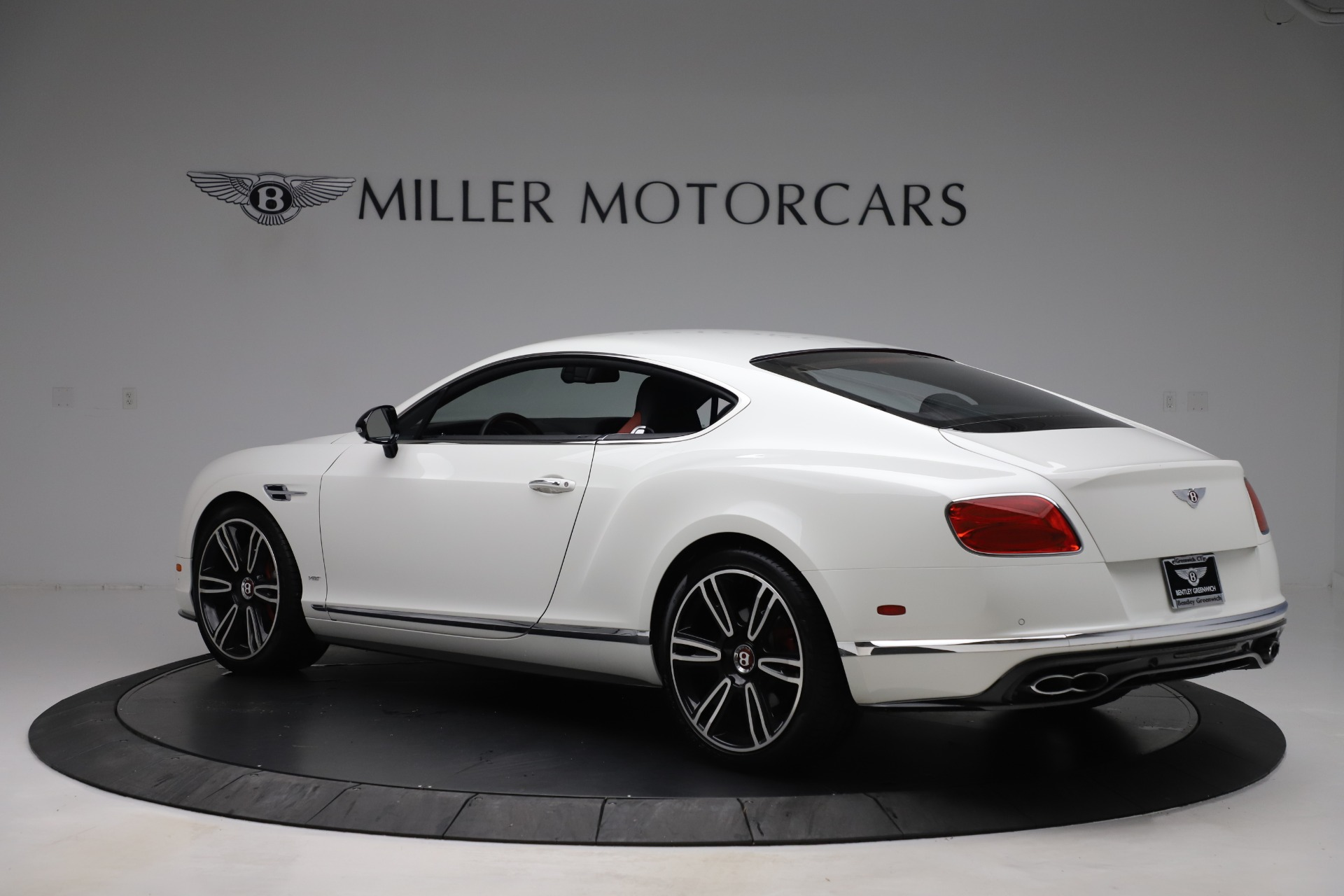 New 2016 Bentley Continental GT V8 S  For Sale In Westport, CT 19_p5