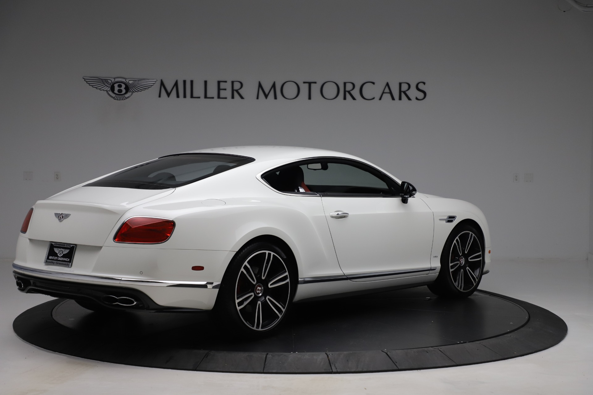 New 2016 Bentley Continental GT V8 S  For Sale In Westport, CT 19_p8