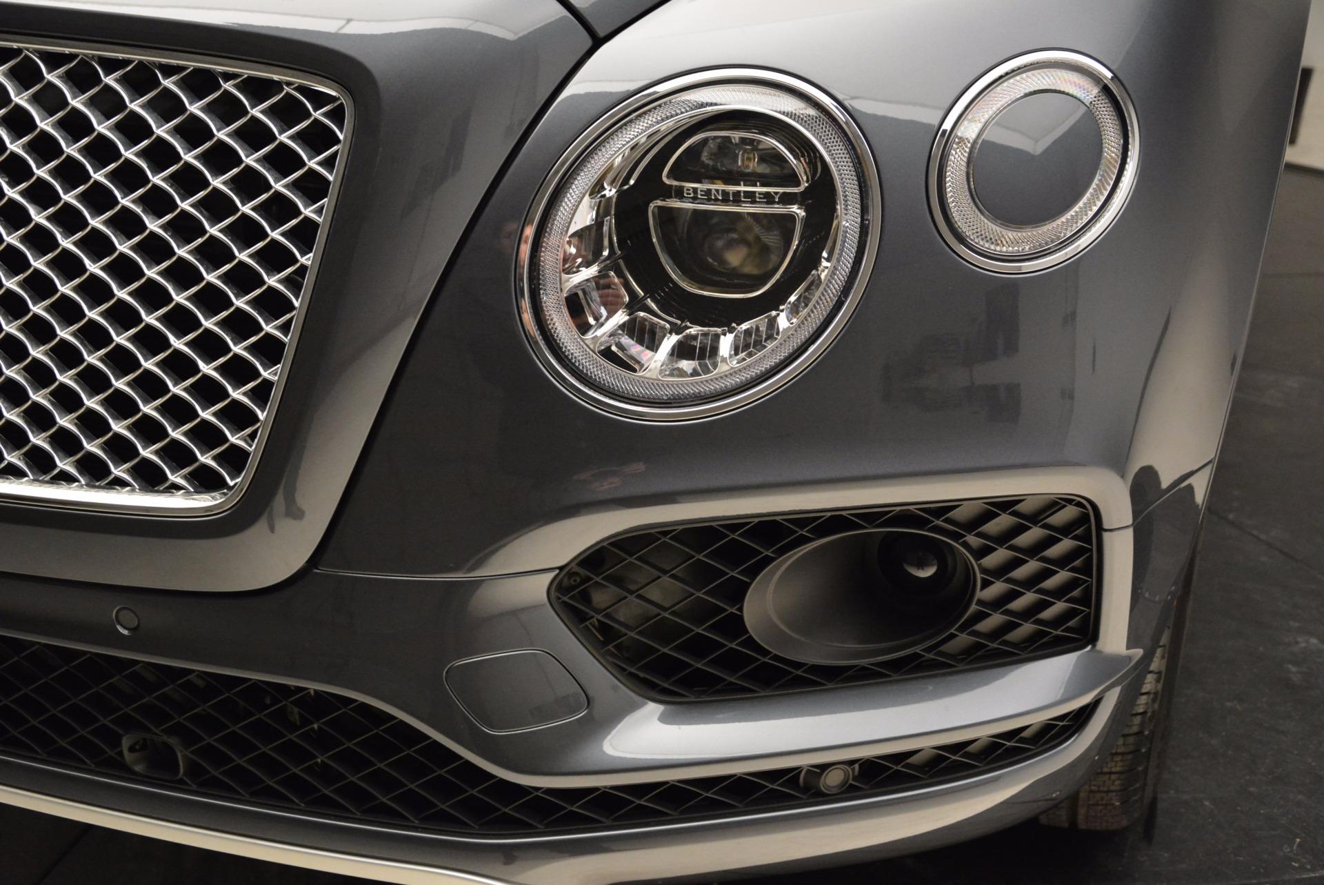 Used 2018 Bentley Bentayga W12 Signature For Sale In Westport, CT 1903_p14