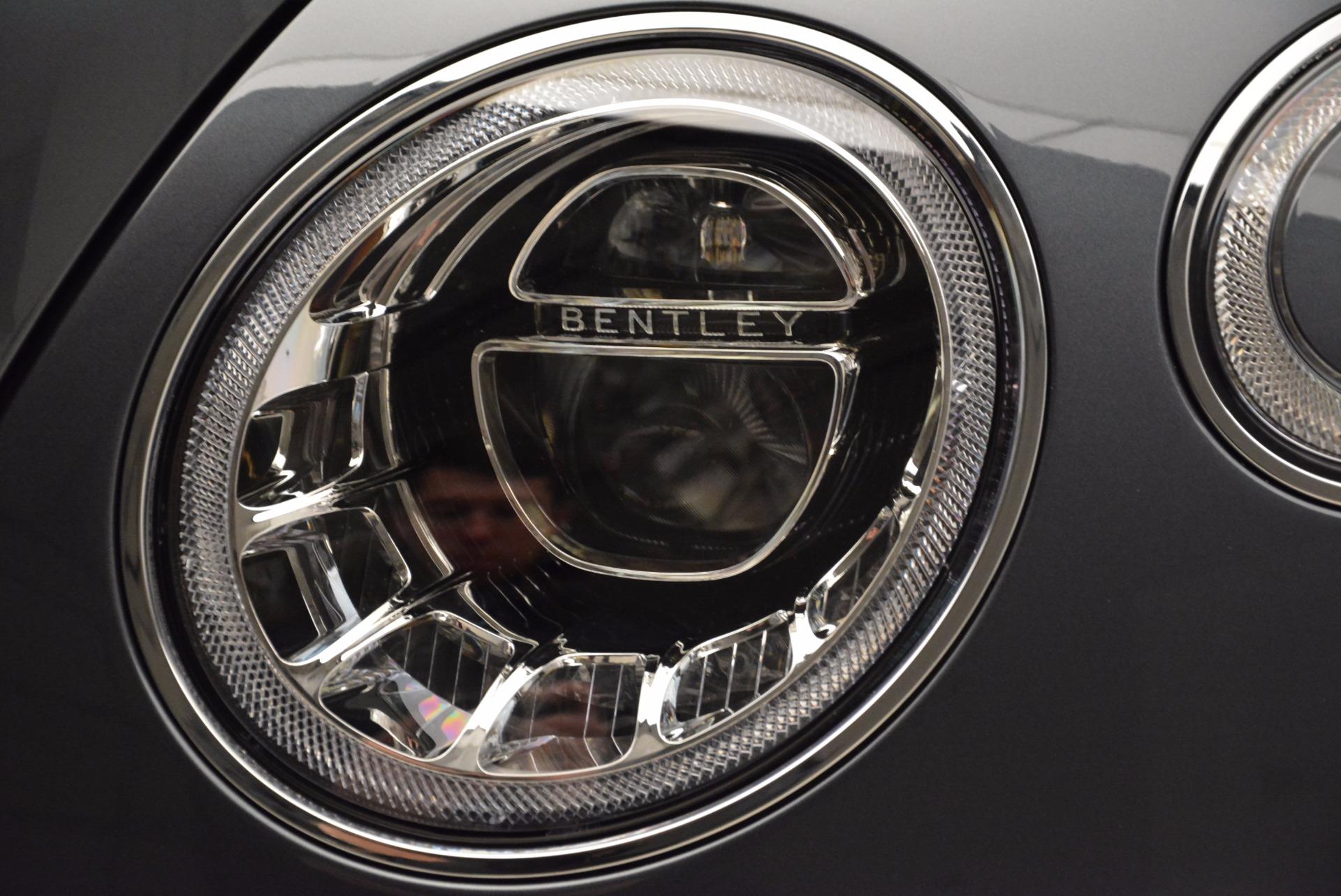 Used 2018 Bentley Bentayga W12 Signature For Sale In Westport, CT 1903_p15