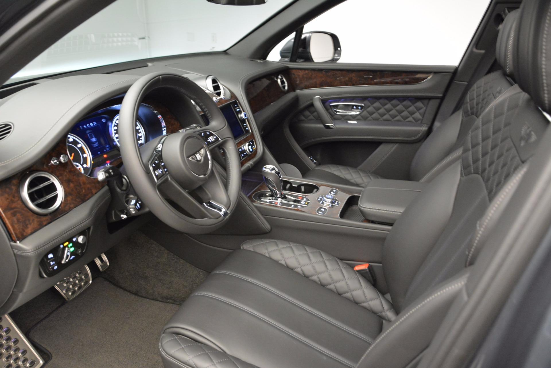 Used 2018 Bentley Bentayga W12 Signature For Sale In Westport, CT 1903_p22