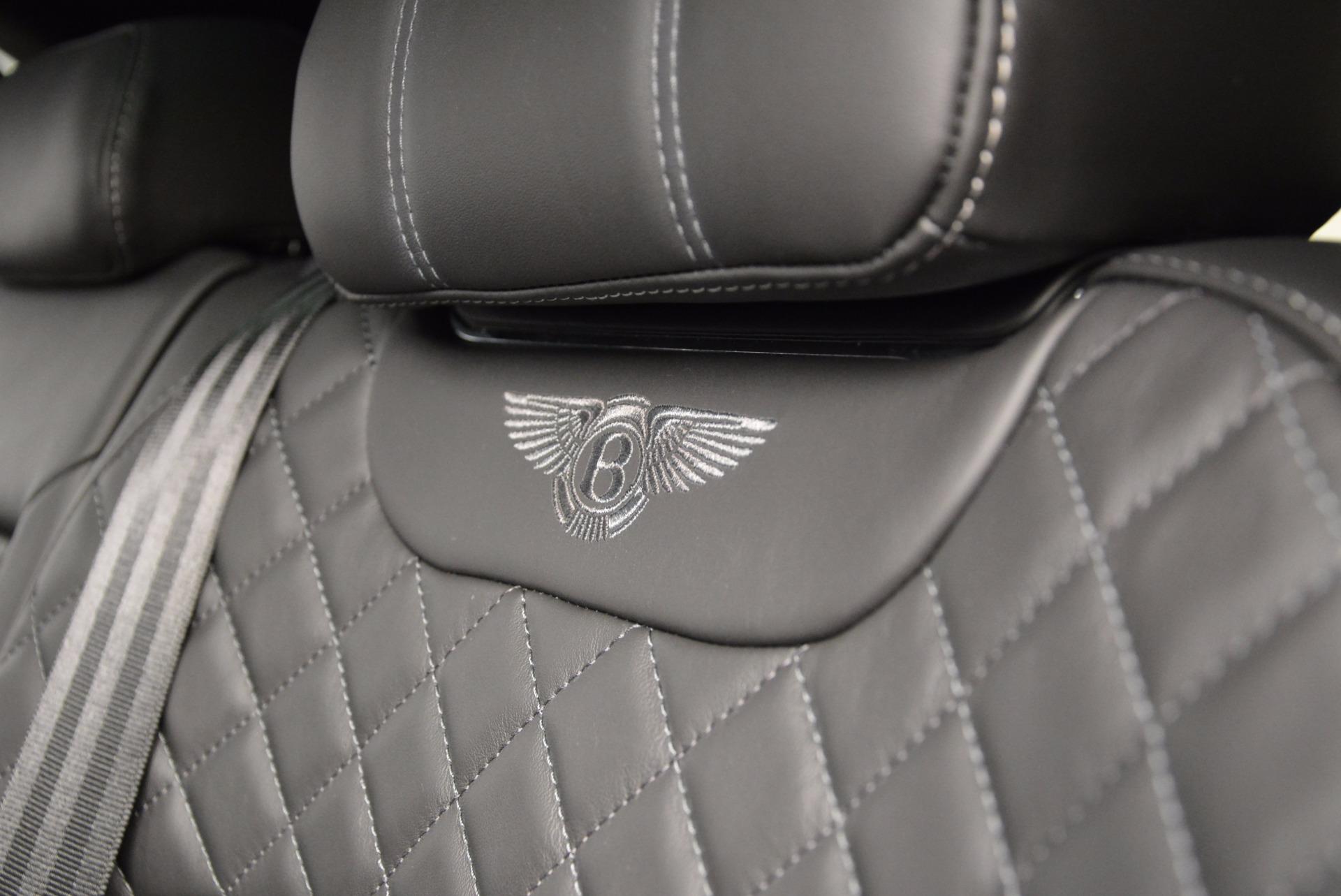 Used 2018 Bentley Bentayga W12 Signature For Sale In Westport, CT 1903_p25