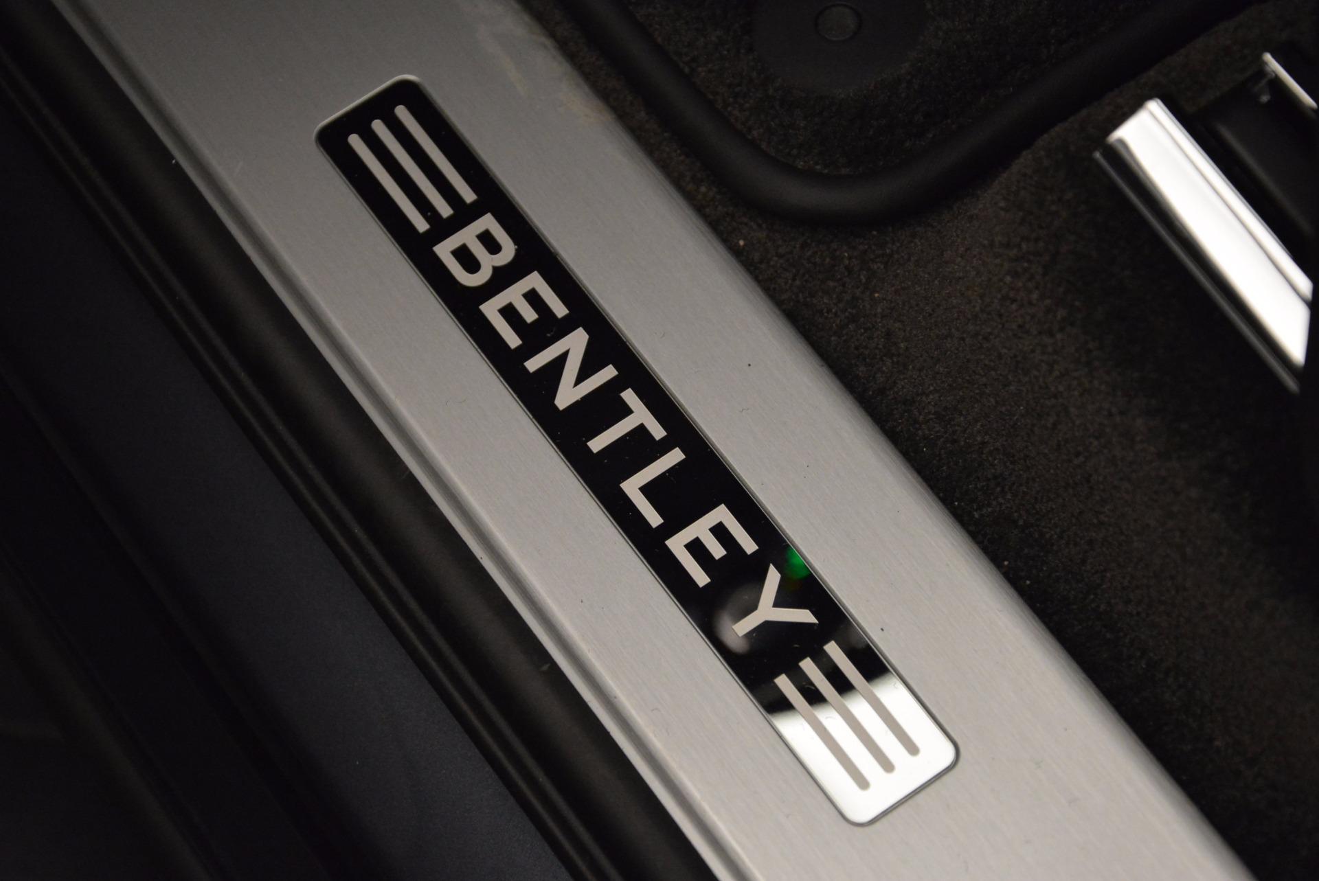 Used 2018 Bentley Bentayga W12 Signature For Sale In Westport, CT 1903_p26