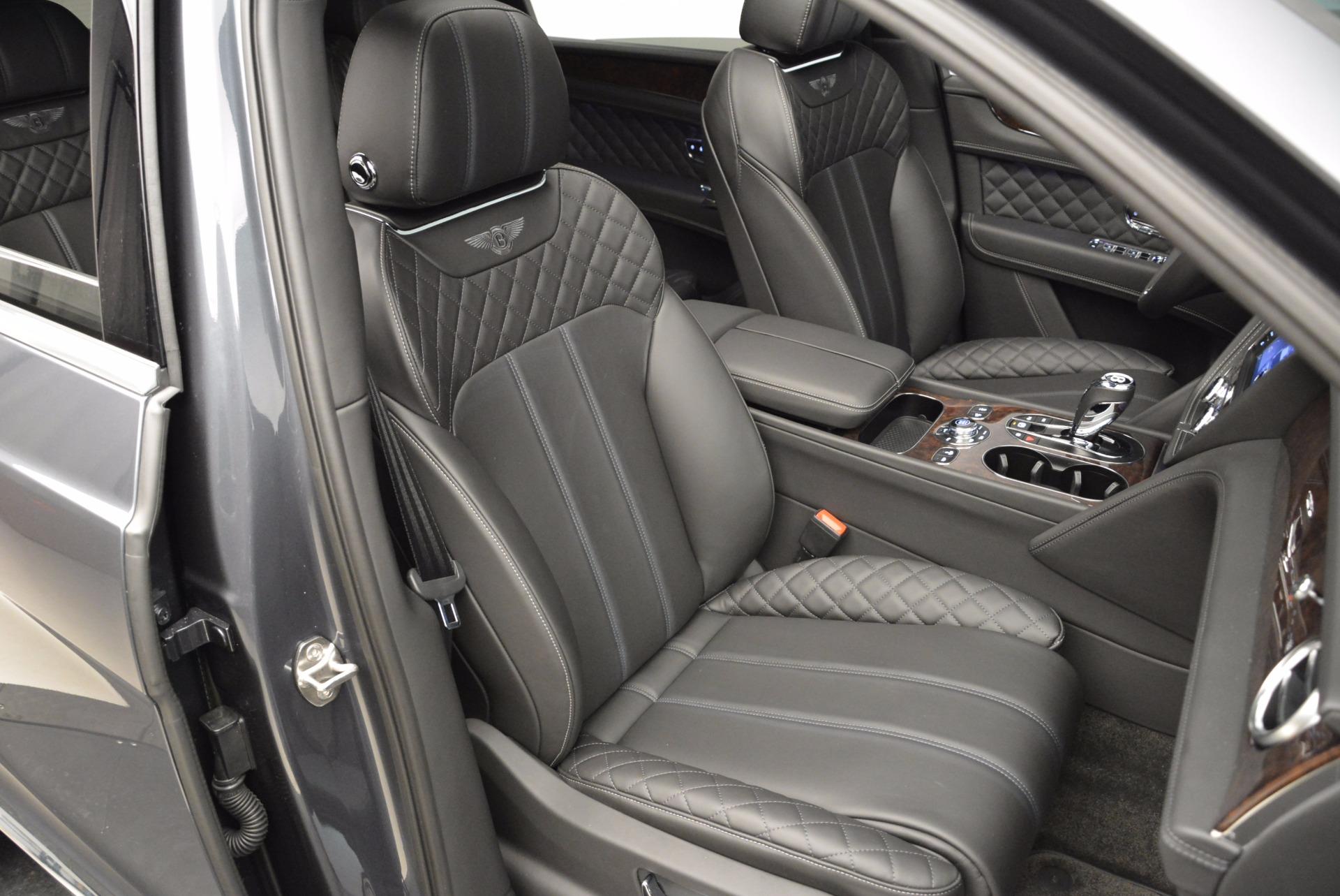 Used 2018 Bentley Bentayga W12 Signature For Sale In Westport, CT 1903_p42