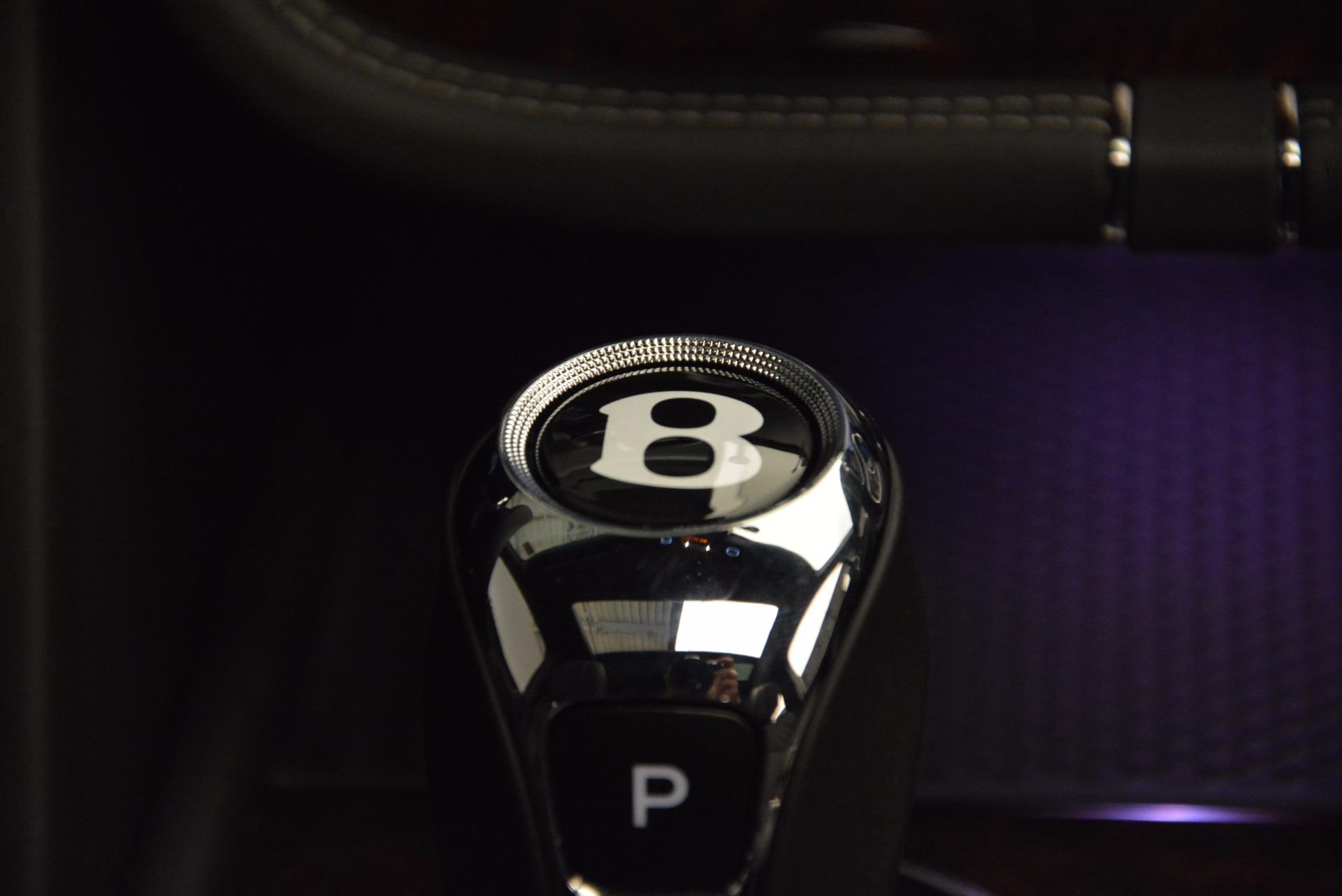 Used 2018 Bentley Bentayga W12 Signature For Sale In Westport, CT 1903_p49