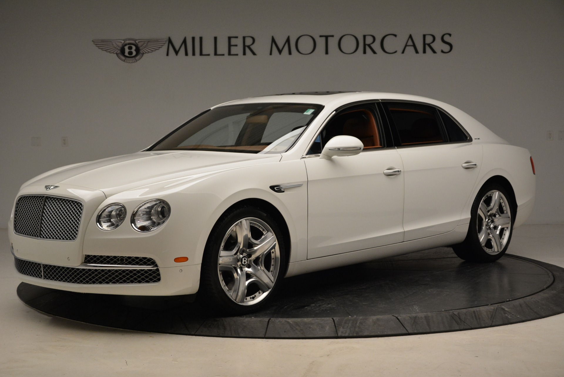 Used 2014 Bentley Flying Spur W12 For Sale In Westport, CT 1906_p2