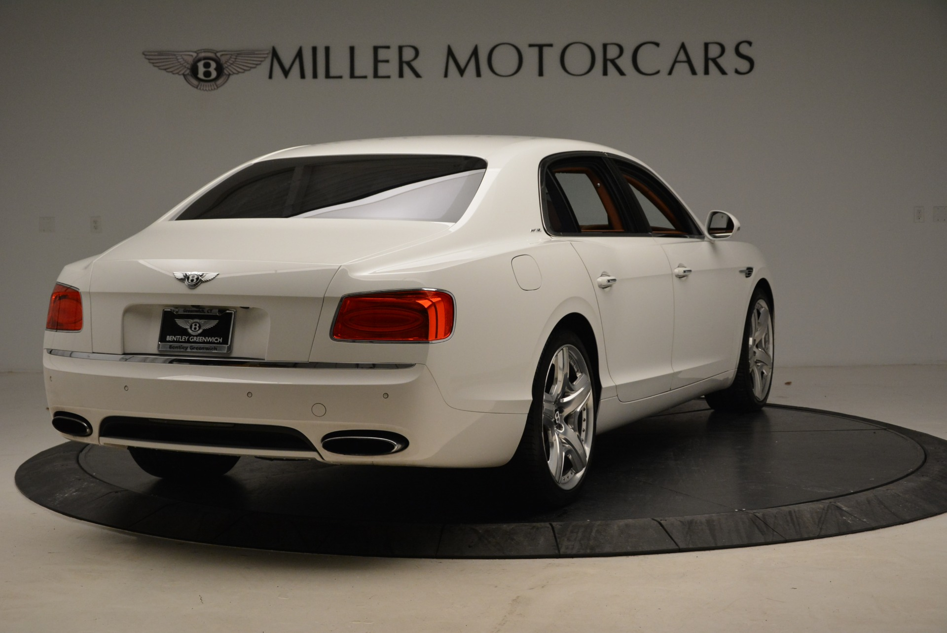 Used 2014 Bentley Flying Spur W12 For Sale In Westport, CT 1906_p7