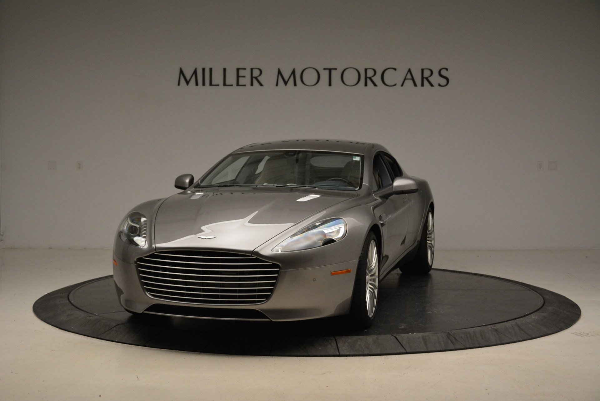 Used 2014 Aston Martin Rapide S  For Sale In Westport, CT 1910_main