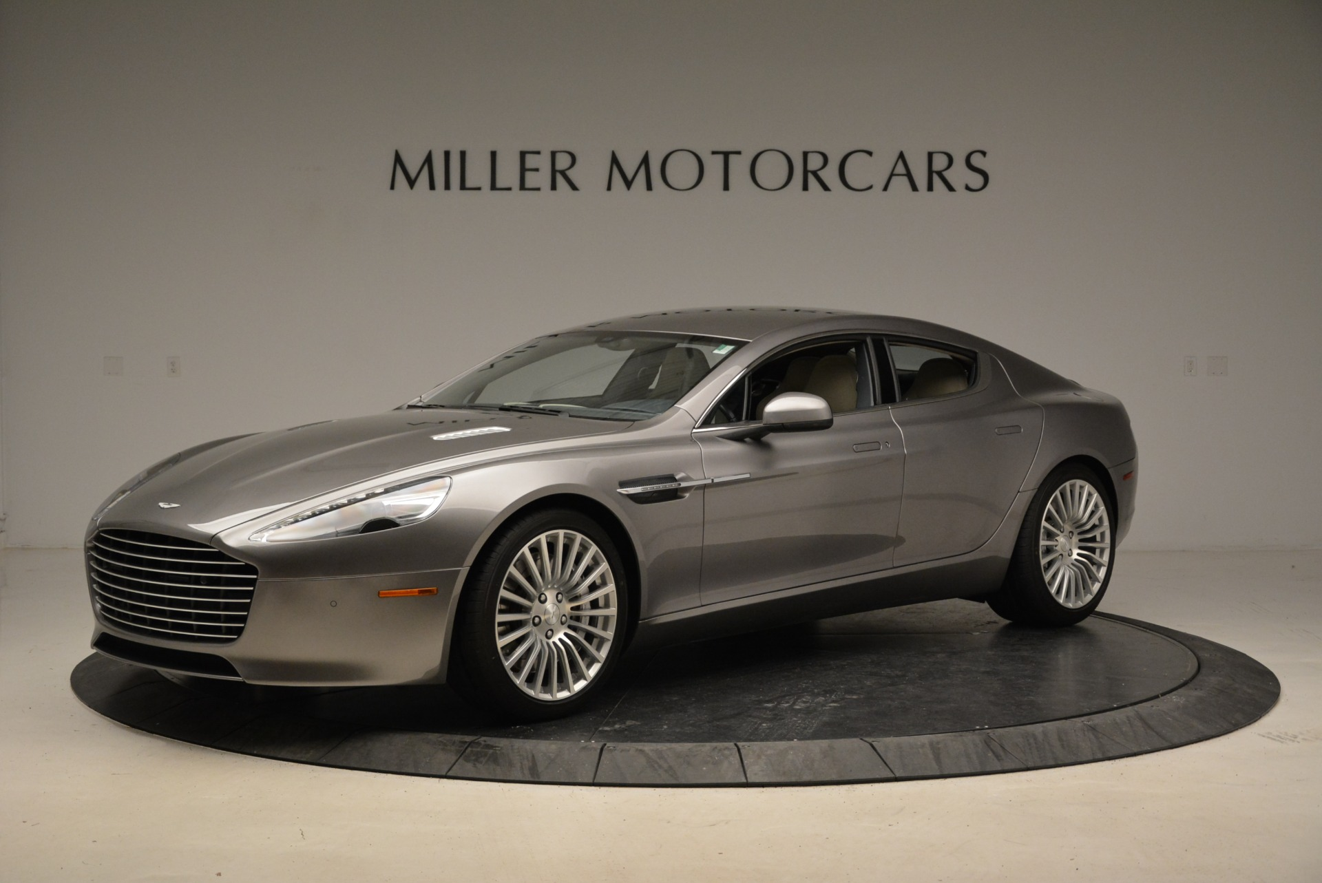 Used 2014 Aston Martin Rapide S  For Sale In Westport, CT 1910_p2