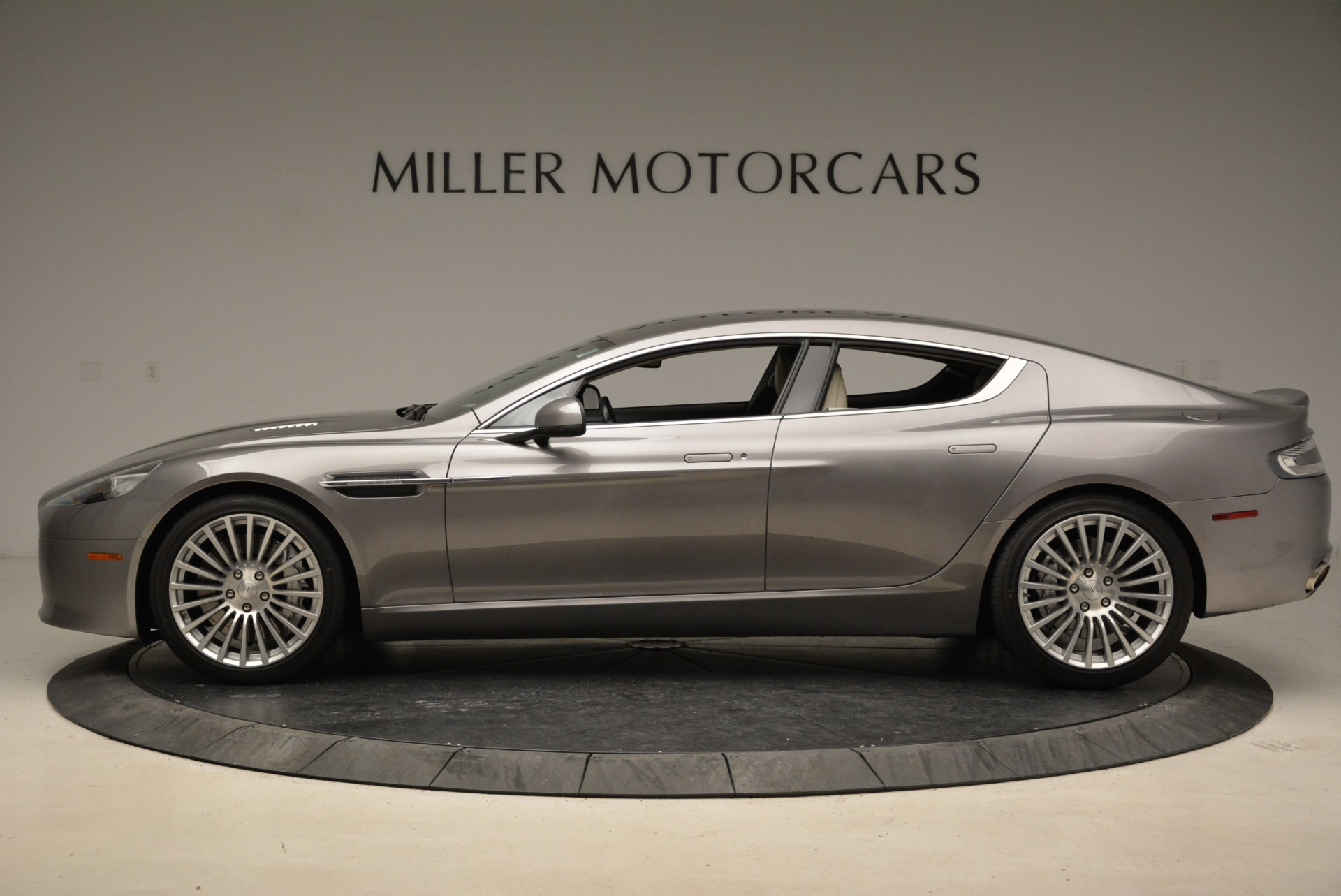 Used 2014 Aston Martin Rapide S  For Sale In Westport, CT 1910_p3