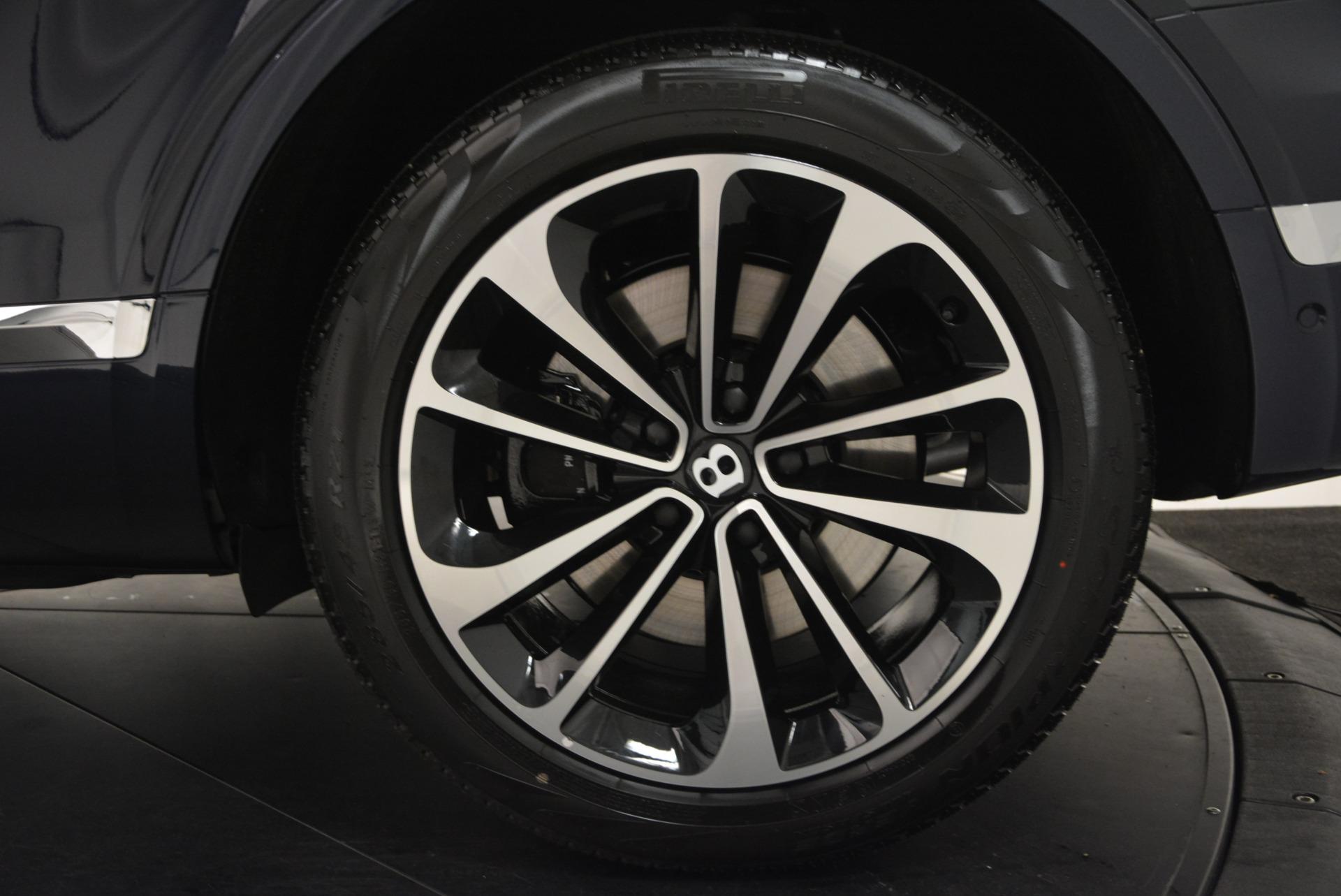 Used 2017 Bentley Bentayga W12 For Sale In Westport, CT 1913_p14