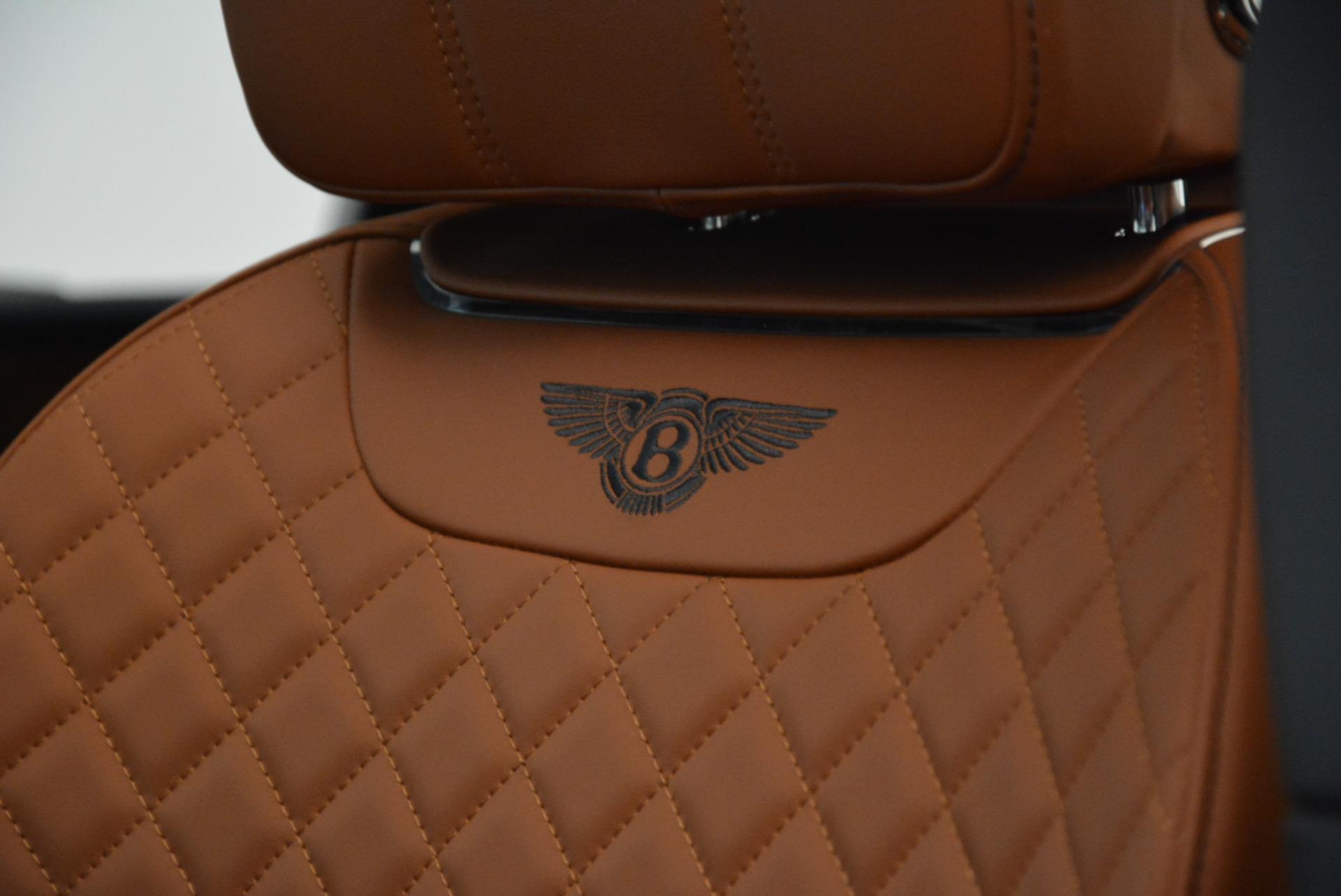 Used 2017 Bentley Bentayga W12 For Sale In Westport, CT 1913_p18
