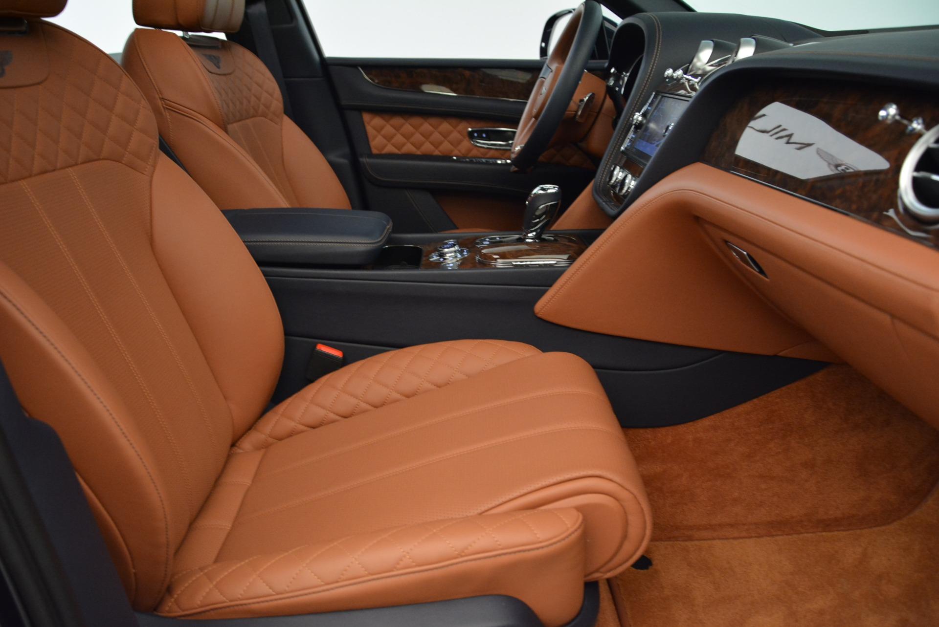 Used 2017 Bentley Bentayga W12 For Sale In Westport, CT 1913_p22