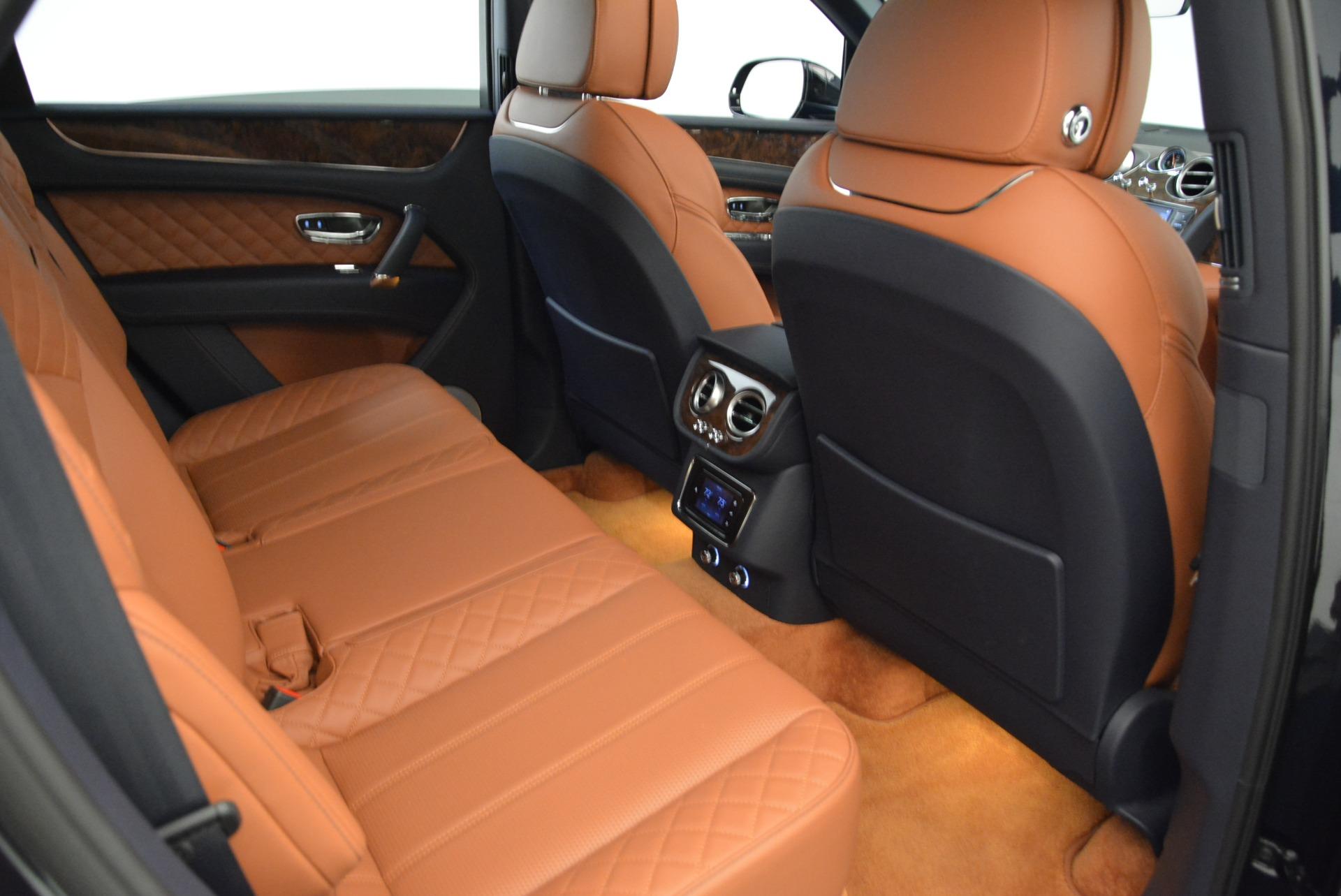 Used 2017 Bentley Bentayga W12 For Sale In Westport, CT 1913_p24