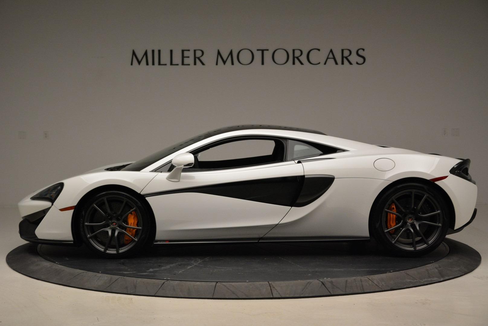 Used 2017 McLaren 570S  For Sale In Westport, CT 1914_p3