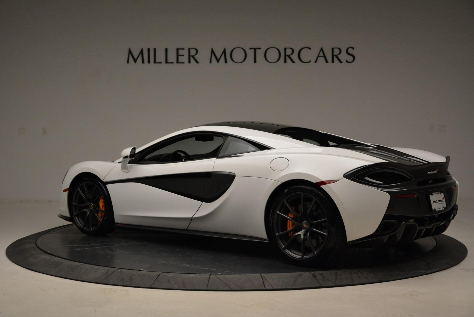 Used 2017 McLaren 570S  For Sale In Westport, CT 1914_p4