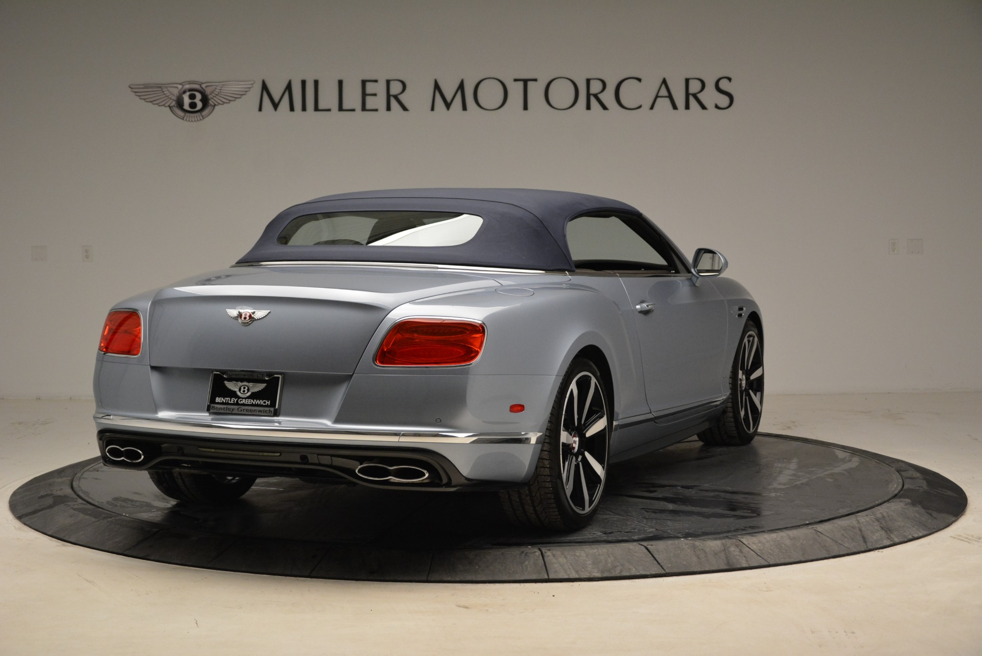Used 2017 Bentley Continental GT V8 S For Sale In Westport, CT 1915_p20