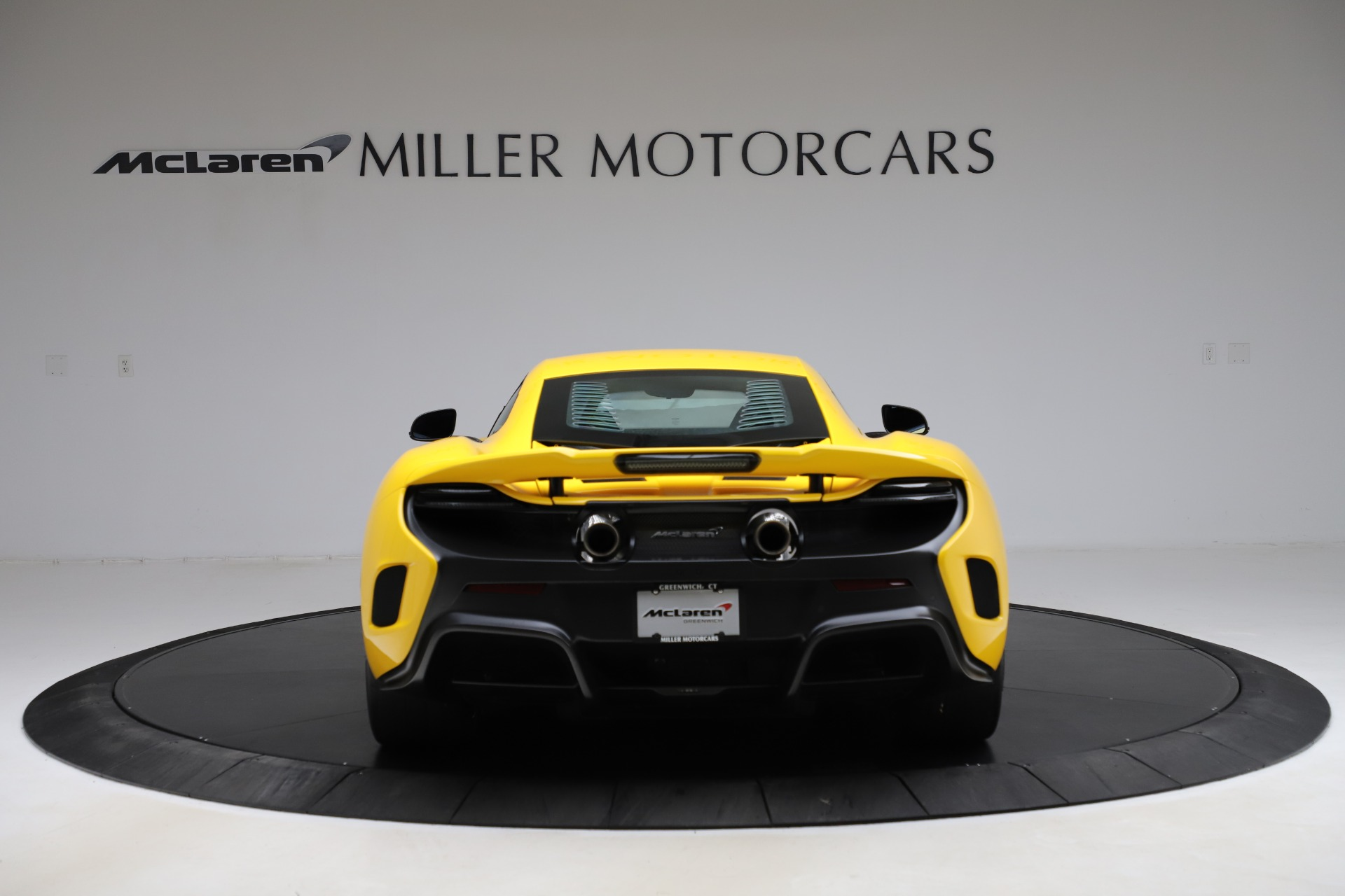 Used 2016 McLaren 675LT  For Sale In Westport, CT 1916_p5