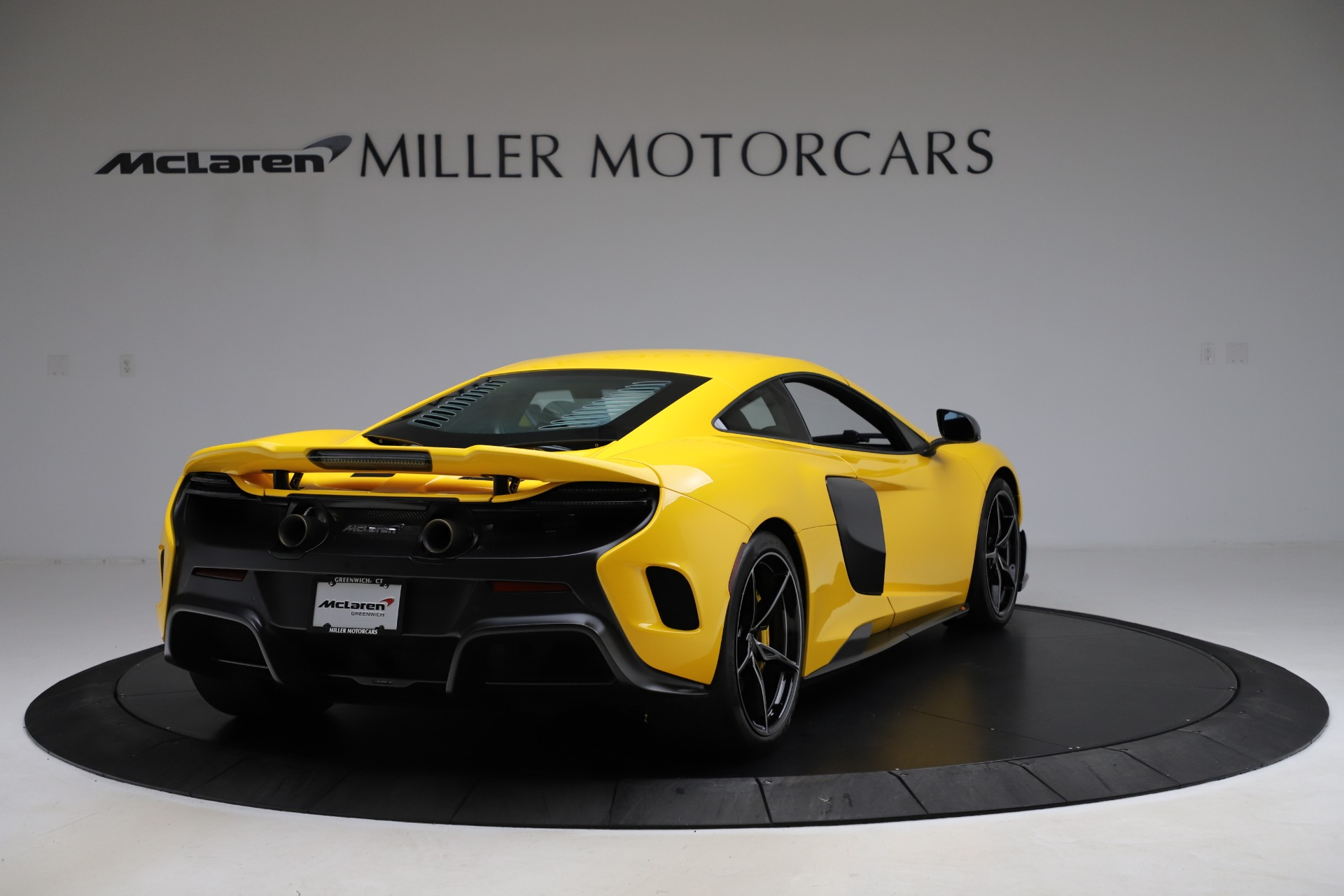 Used 2016 McLaren 675LT  For Sale In Westport, CT 1916_p6