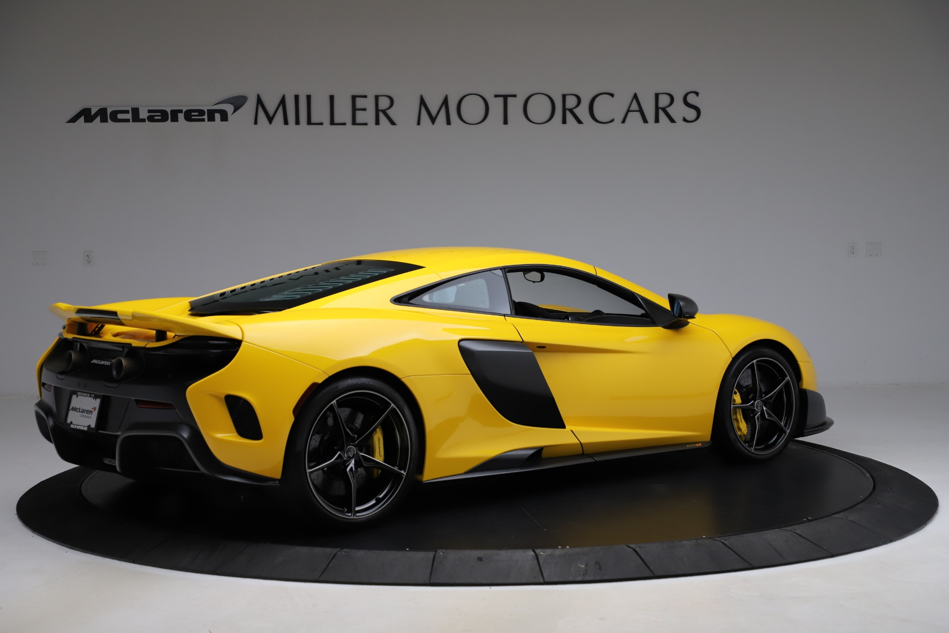 Used 2016 McLaren 675LT  For Sale In Westport, CT 1916_p7