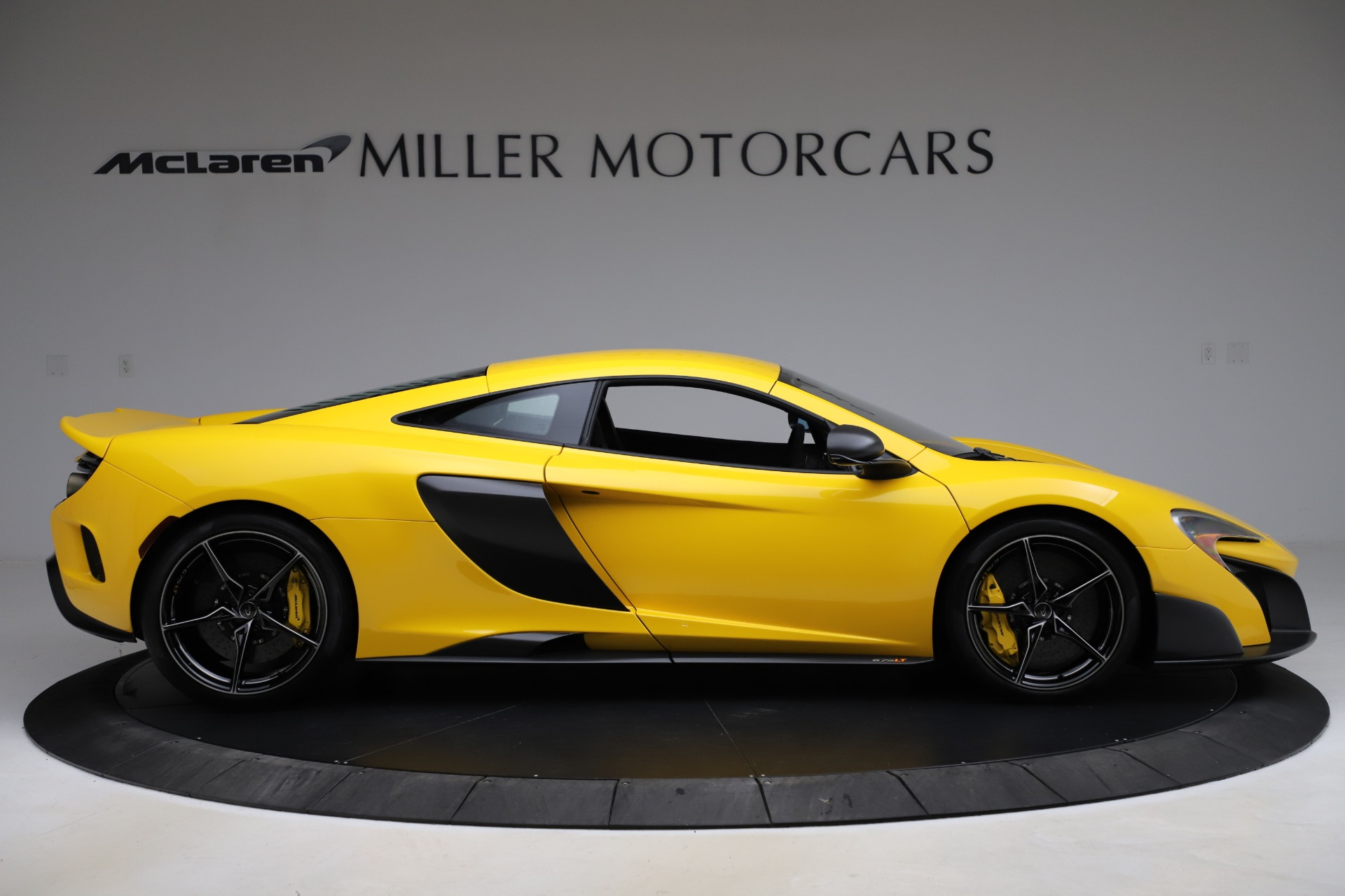 Used 2016 McLaren 675LT  For Sale In Westport, CT 1916_p8