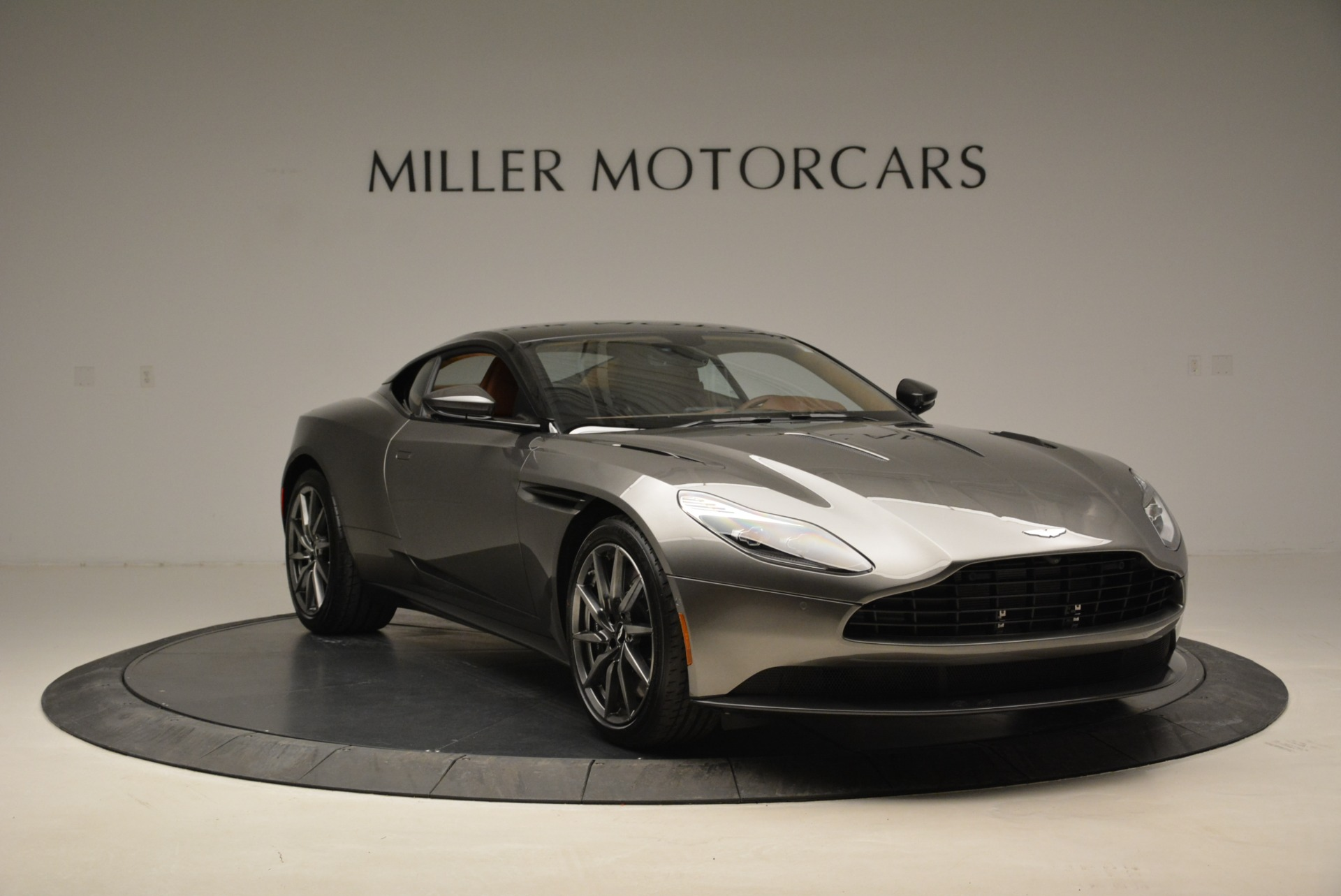 New 2018 Aston Martin DB11 V12 Coupe For Sale In Westport, CT 1917_p11