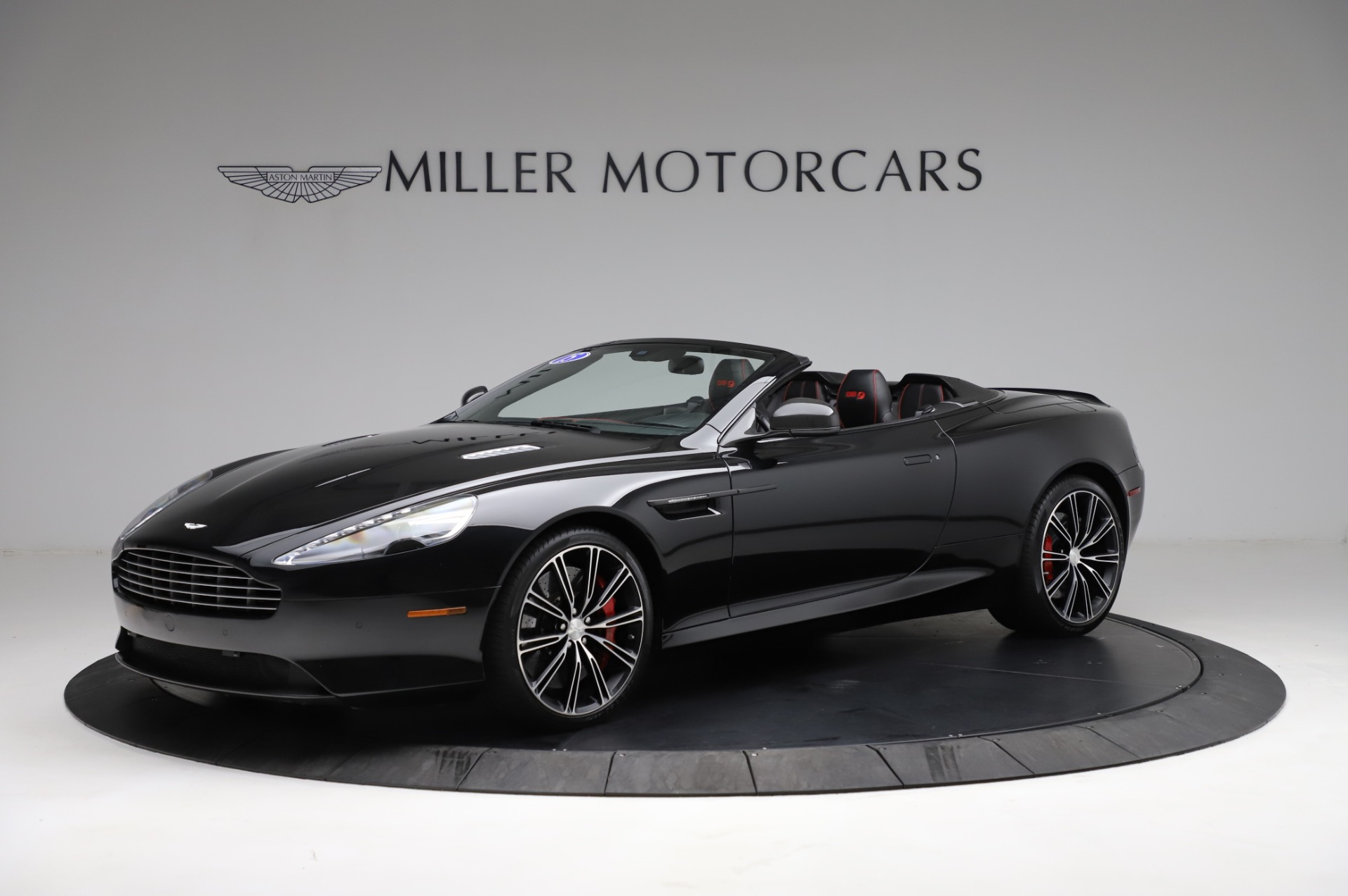 Used 2015 Aston Martin DB9 Convertible For Sale In Westport, CT