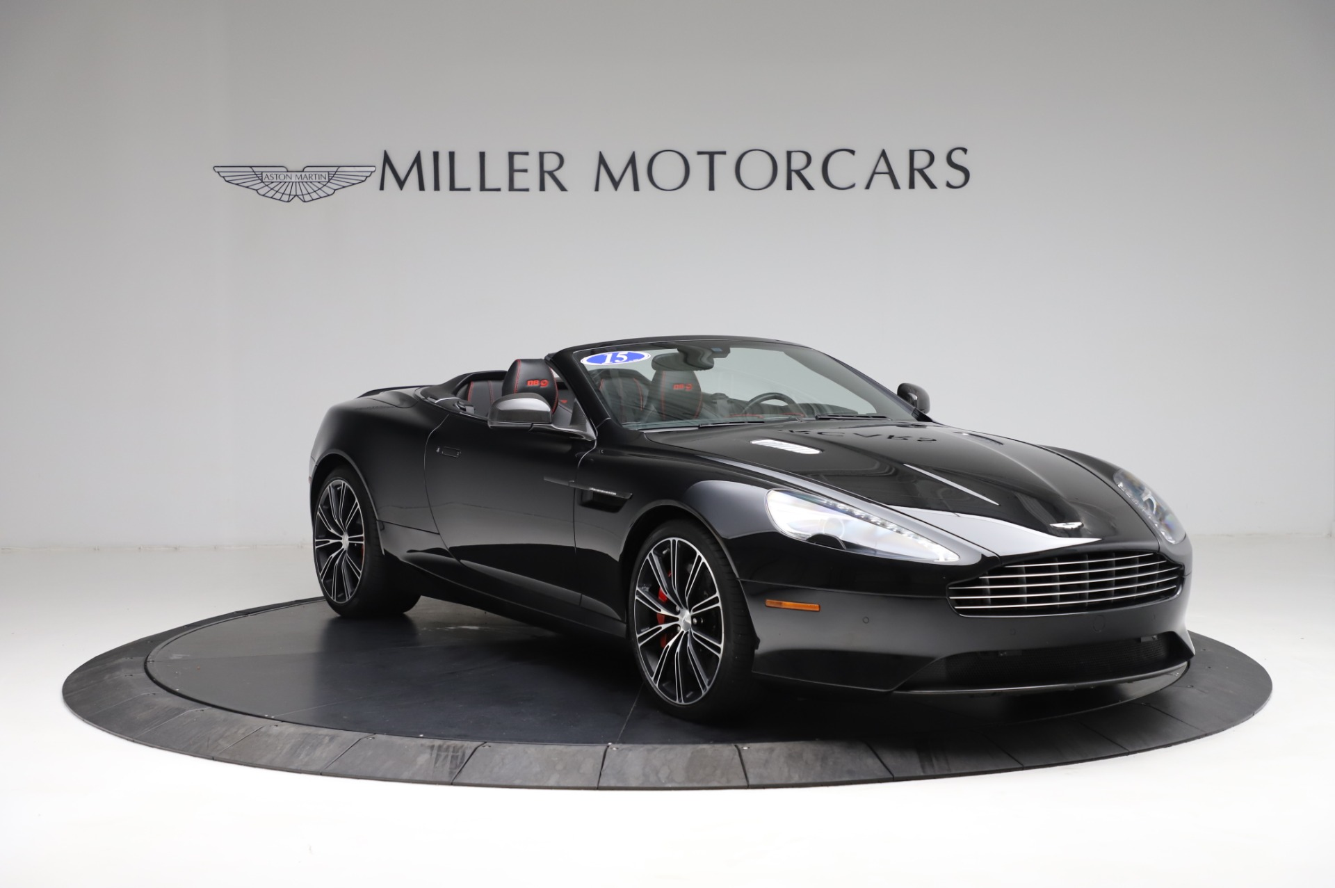 Used 2015 Aston Martin DB9 Convertible For Sale In Westport, CT 1919_p10