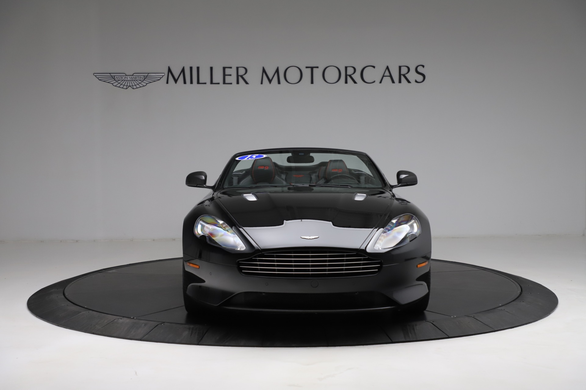 Used 2015 Aston Martin DB9 Convertible For Sale In Westport, CT 1919_p11