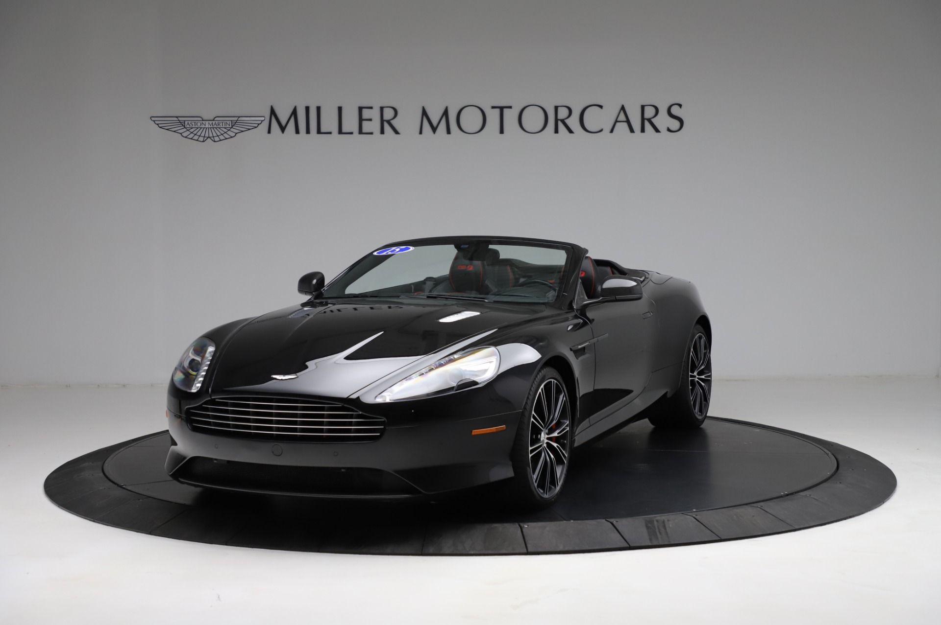 Used 2015 Aston Martin DB9 Convertible For Sale In Westport, CT 1919_p12