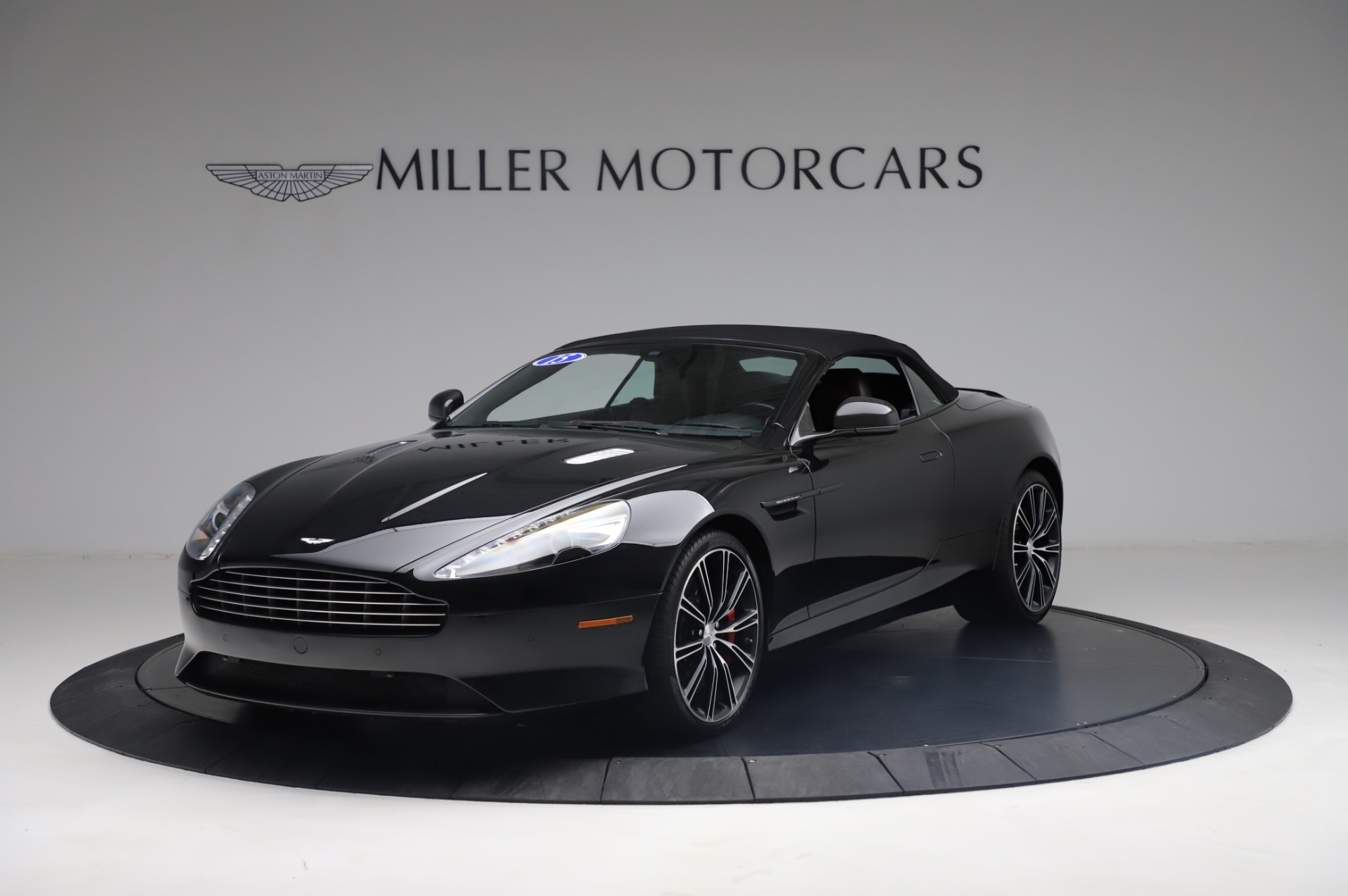 Used 2015 Aston Martin DB9 Convertible For Sale In Westport, CT 1919_p13