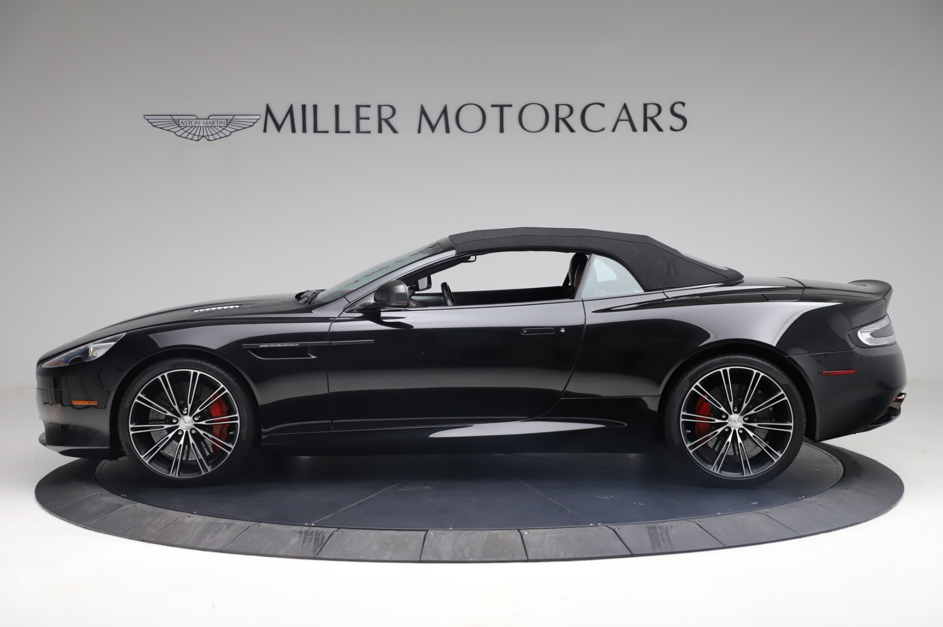 Used 2015 Aston Martin DB9 Convertible For Sale In Westport, CT 1919_p14