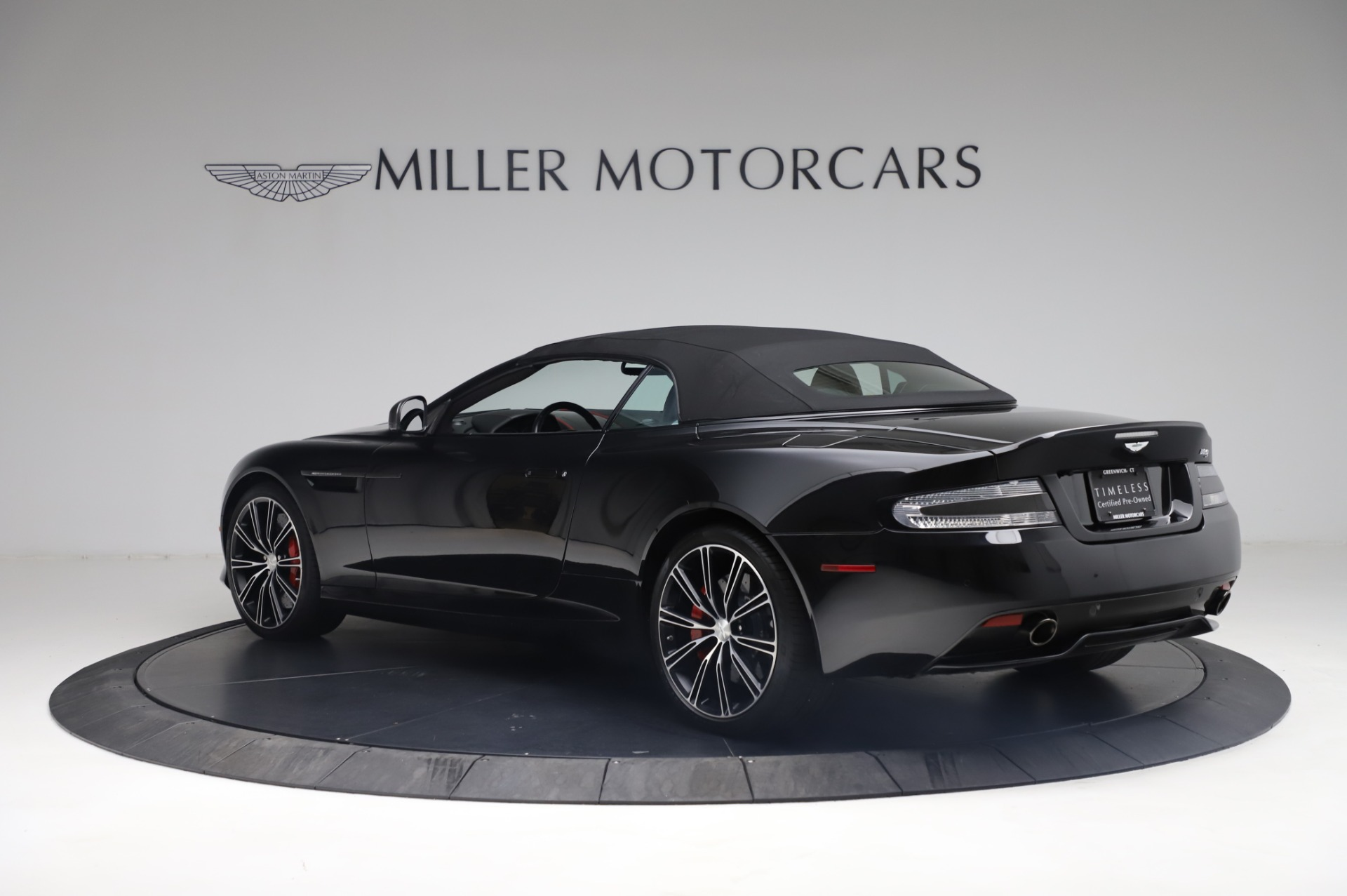 Used 2015 Aston Martin DB9 Convertible For Sale In Westport, CT 1919_p15