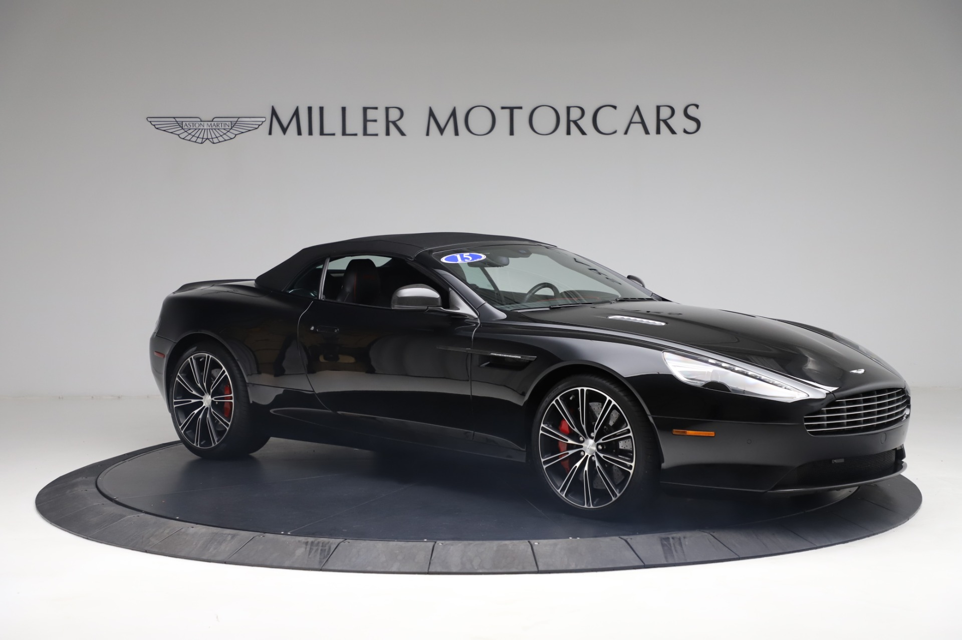 Used 2015 Aston Martin DB9 Convertible For Sale In Westport, CT 1919_p17