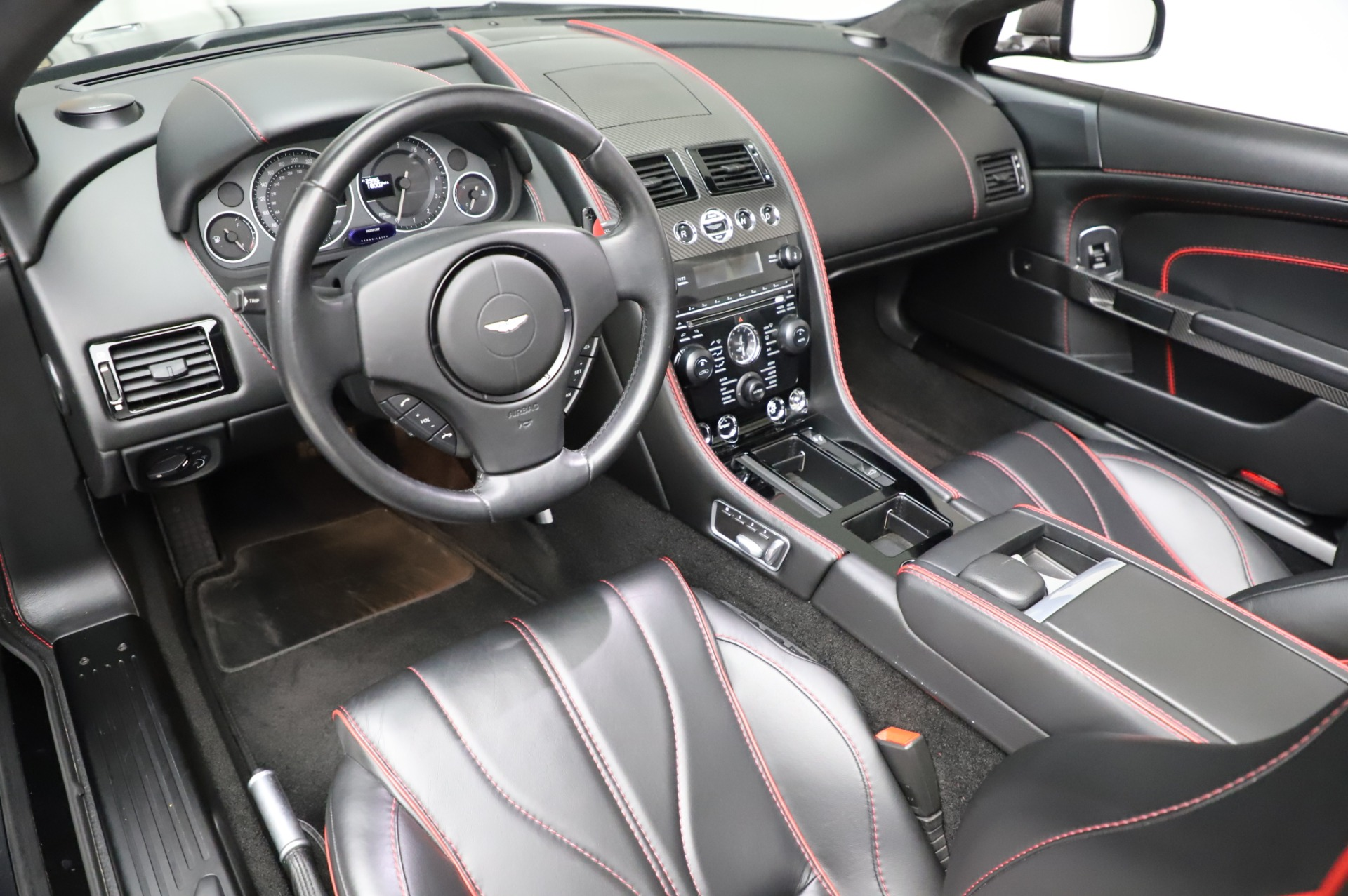 Used 2015 Aston Martin DB9 Convertible For Sale In Westport, CT 1919_p19