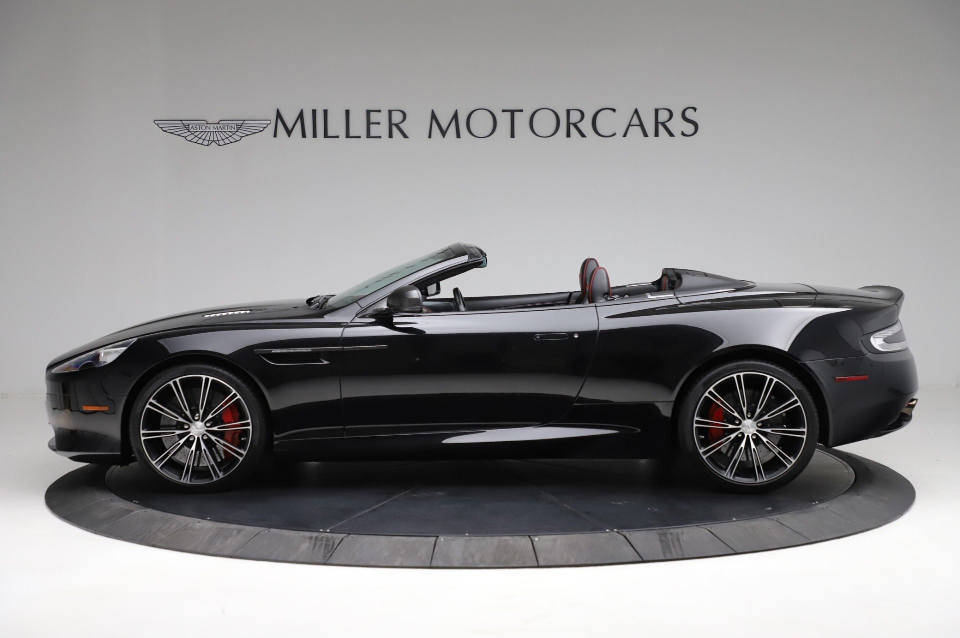 Used 2015 Aston Martin DB9 Convertible For Sale In Westport, CT 1919_p2