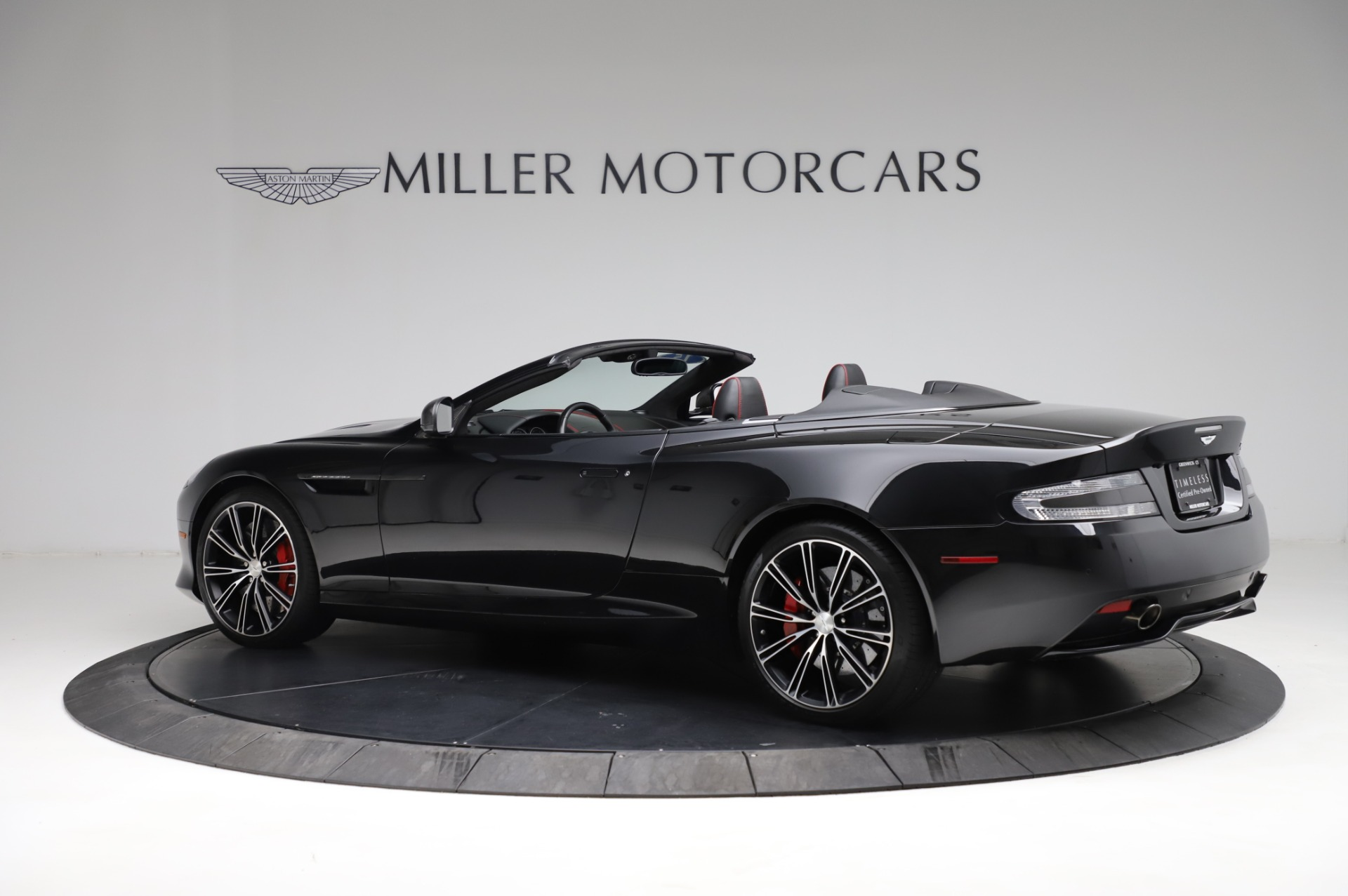 Used 2015 Aston Martin DB9 Convertible For Sale In Westport, CT 1919_p3