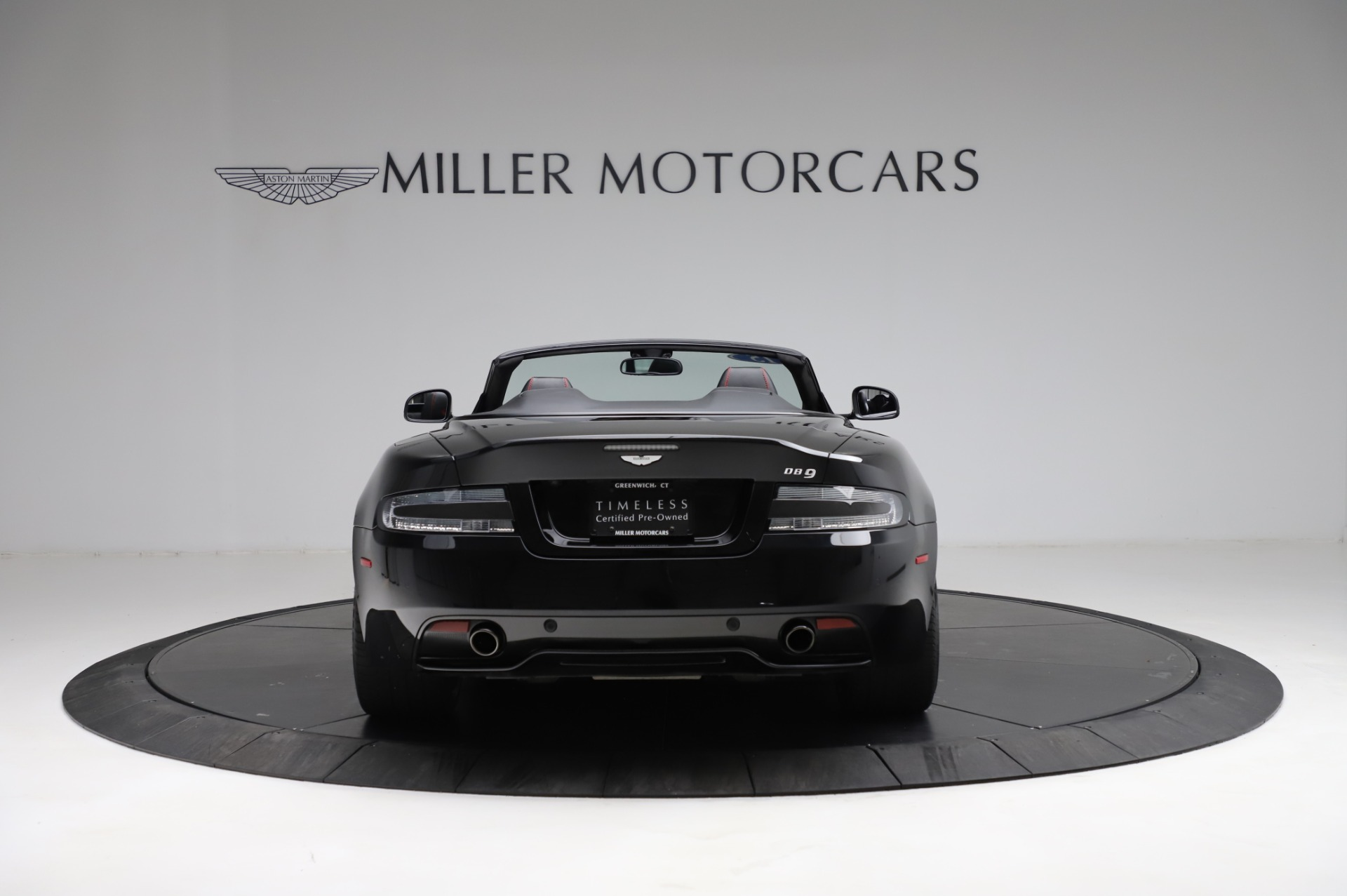 Used 2015 Aston Martin DB9 Convertible For Sale In Westport, CT 1919_p5