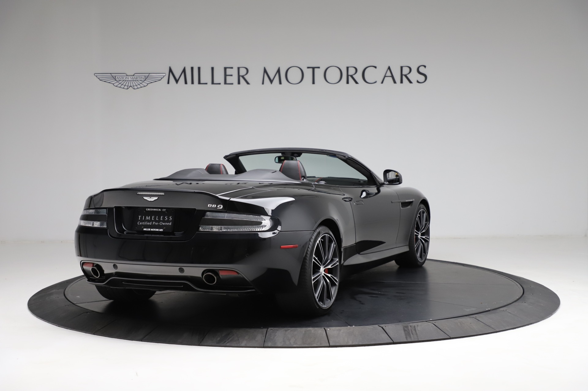 Used 2015 Aston Martin DB9 Convertible For Sale In Westport, CT 1919_p6