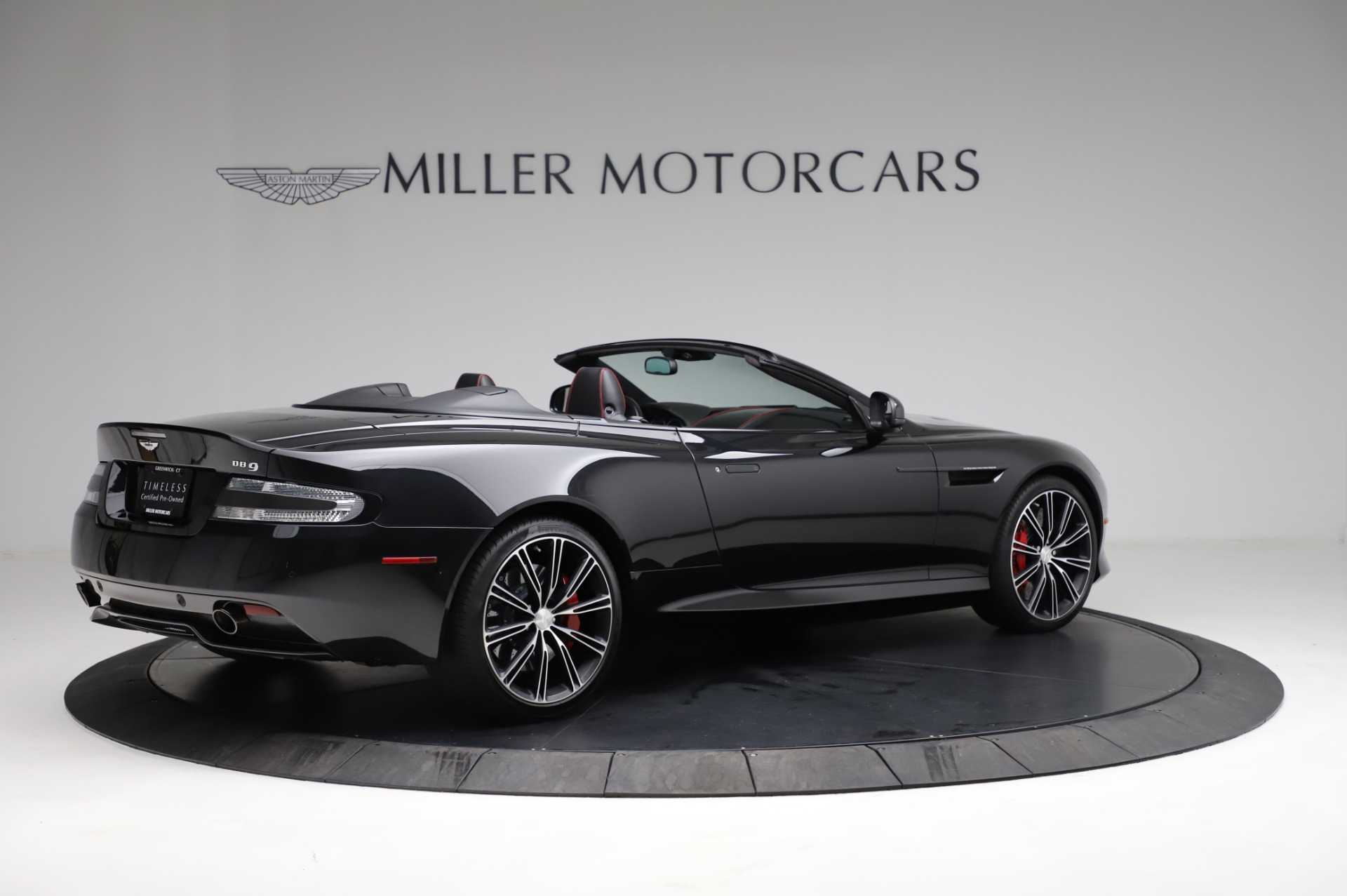 Used 2015 Aston Martin DB9 Convertible For Sale In Westport, CT 1919_p7